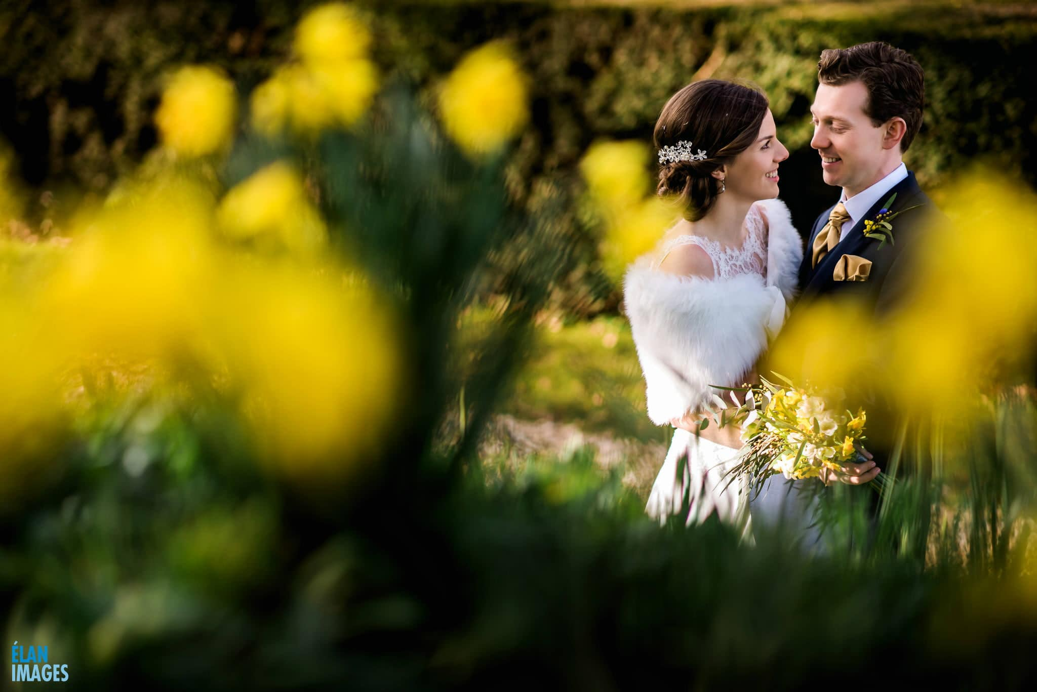 Springtime Wedding at Coombe Lodge-27