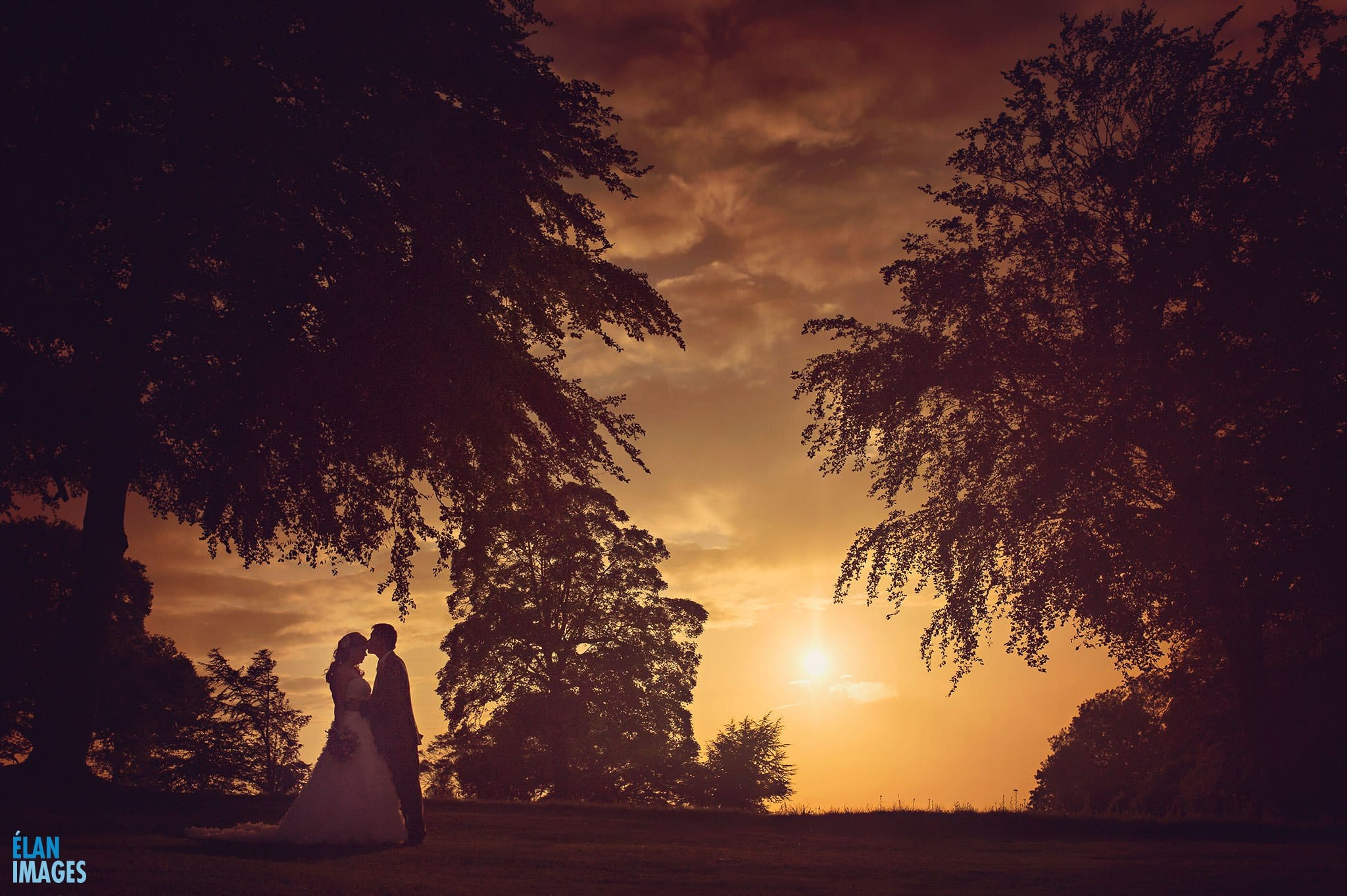 Wedding-Day-Sunset-Photo