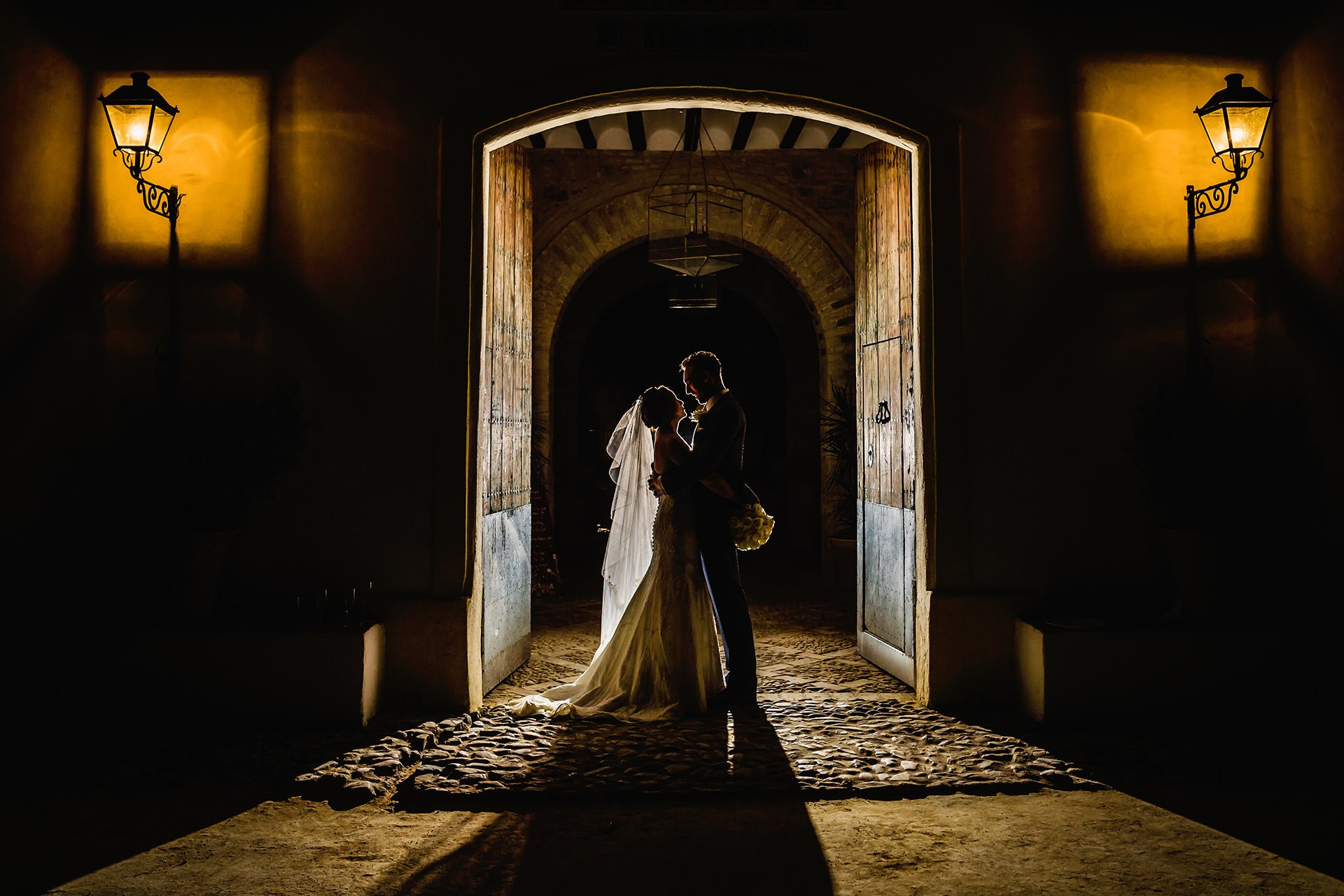 Hacienda san Rafael - Destination wedding photographer at the Hacienda san Rafael - wedding photographer Seville, Spain