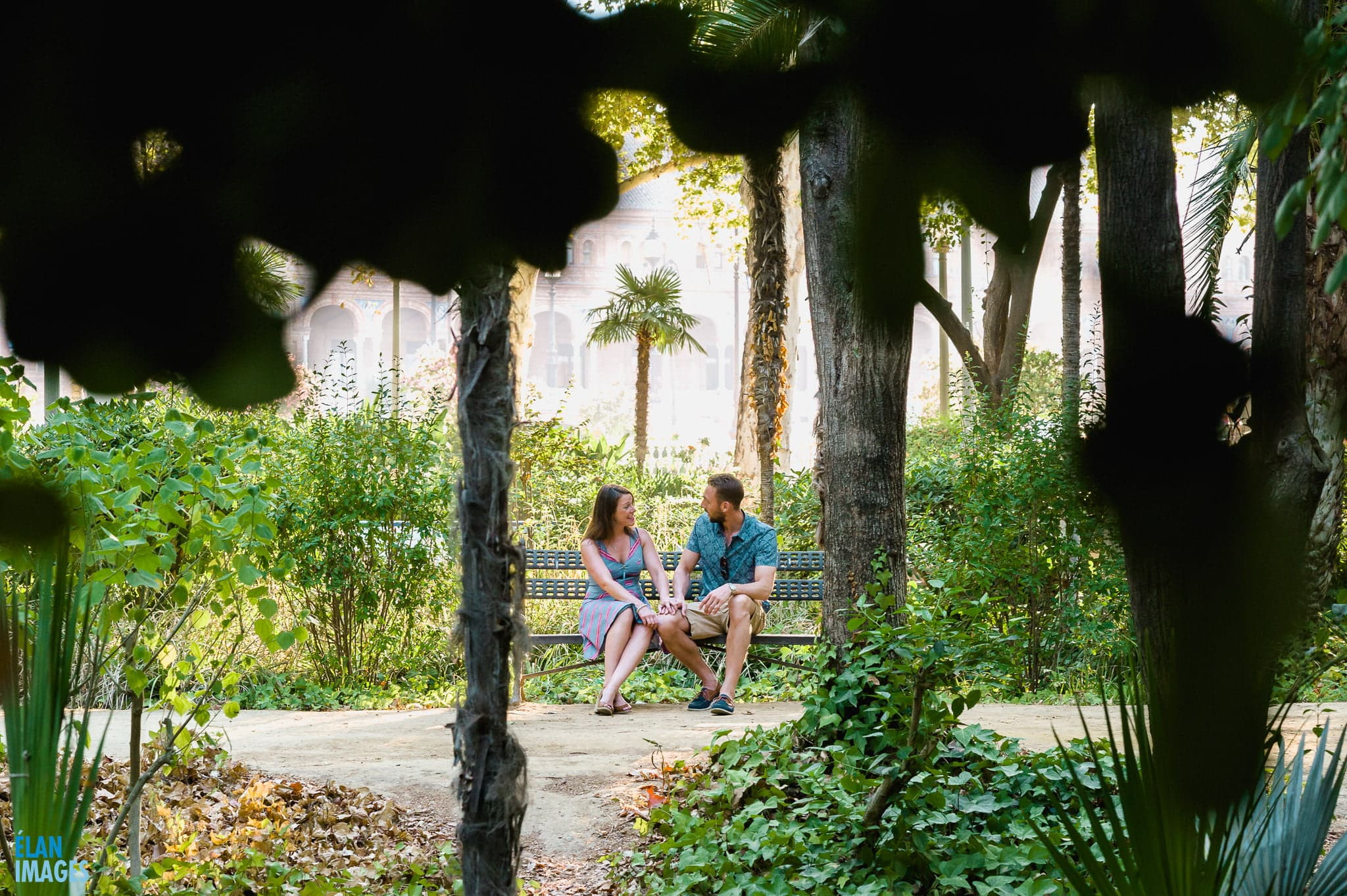 Plaza de España, Seville – Engagement Photo Shoot 6