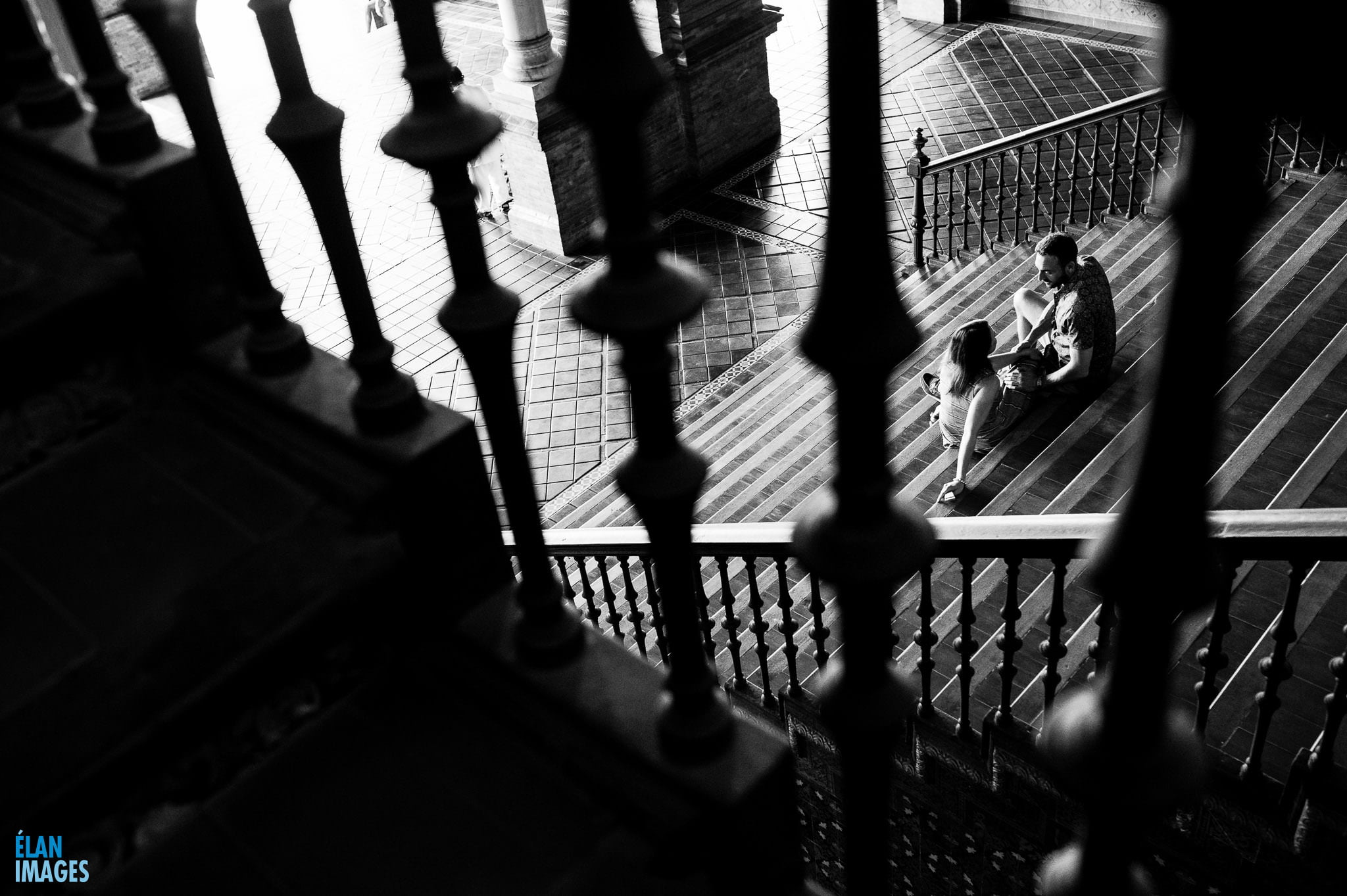 Plaza de España, Seville – Engagement Photo Shoot 16