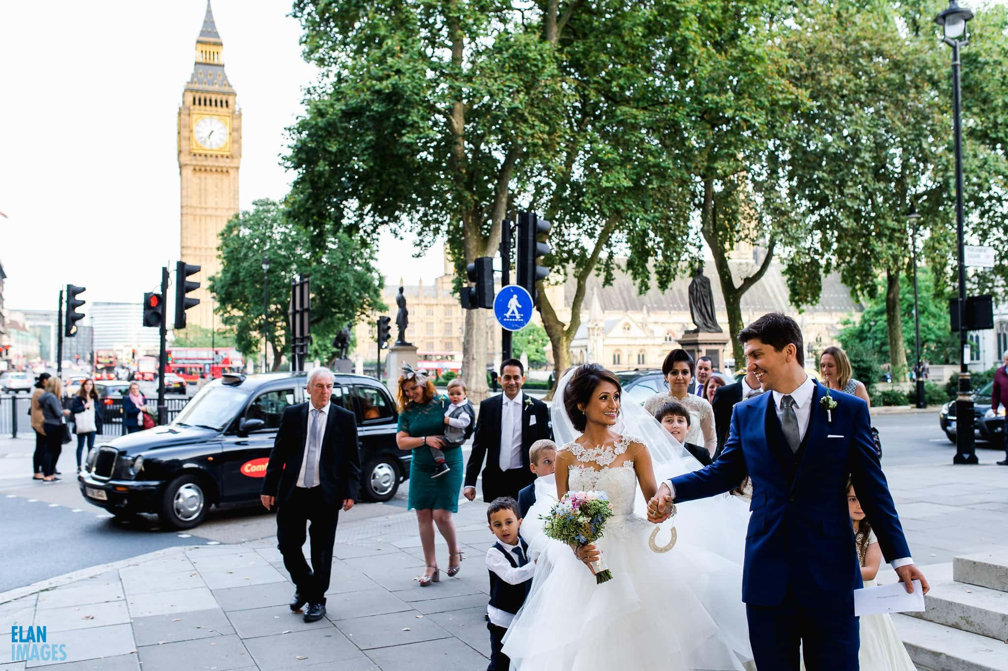 Wedding in Westminster – Fusion Wedding at One Great George Street 44