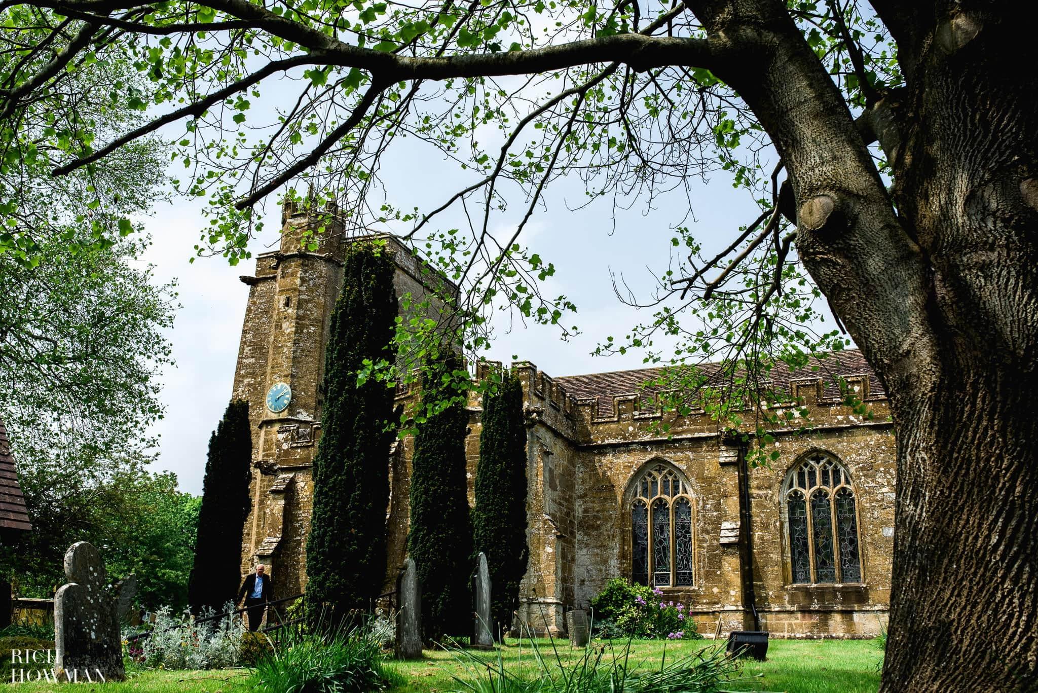 Photo of All Saints Church Merriott