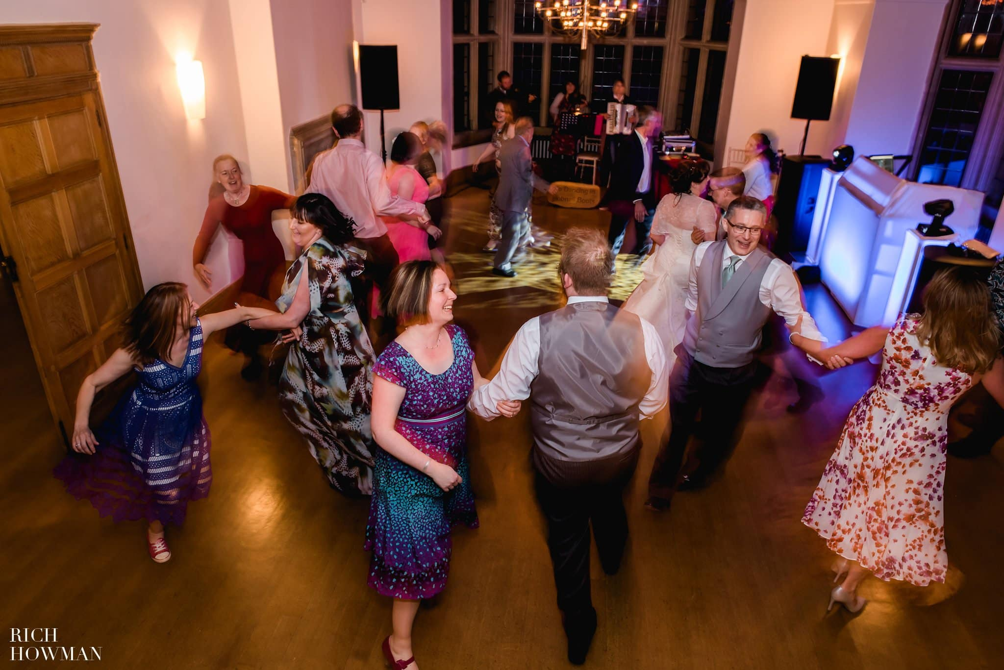 Coombe Lodge Wedding Ceilidh