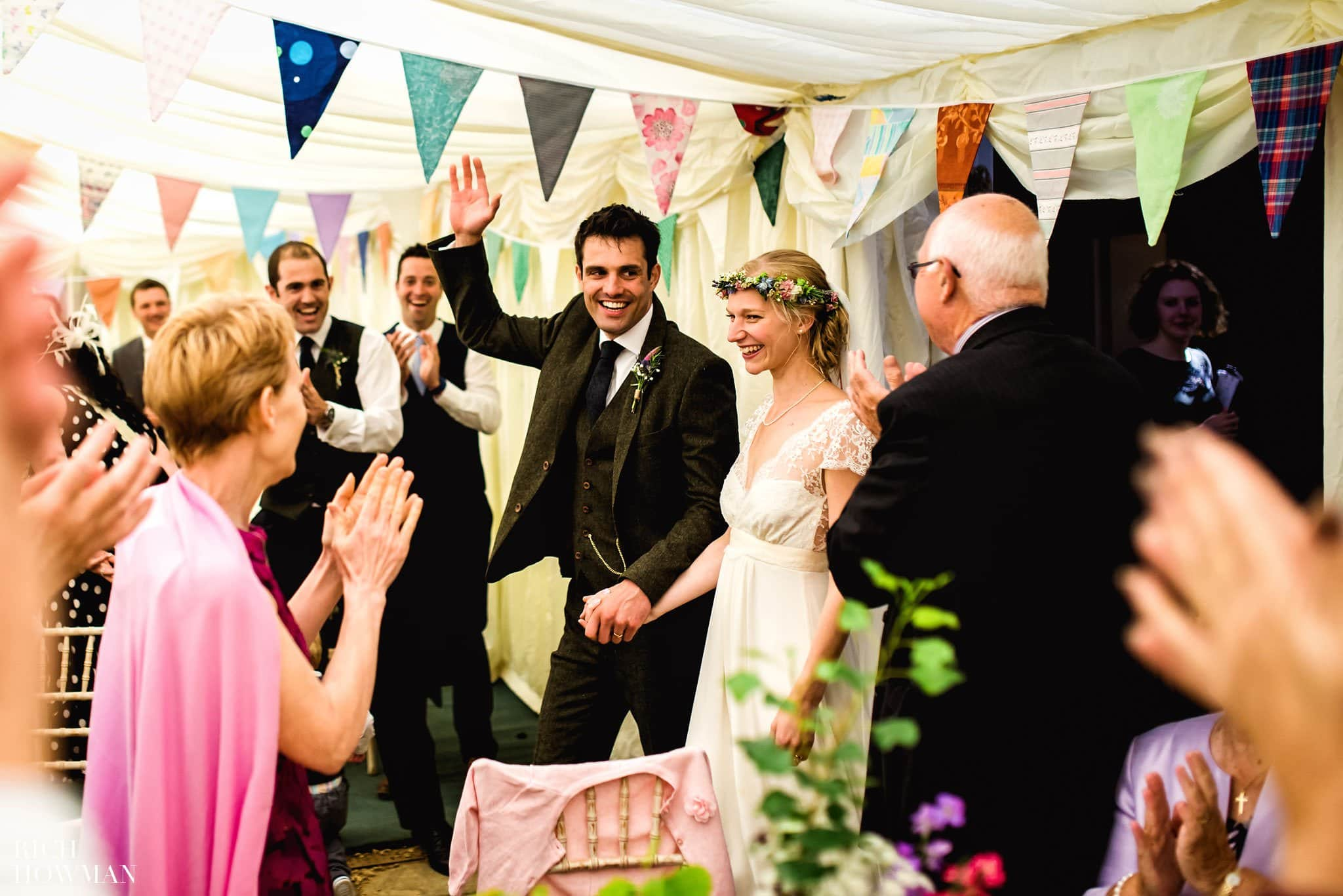 Folly Farm Centre Wedding 31