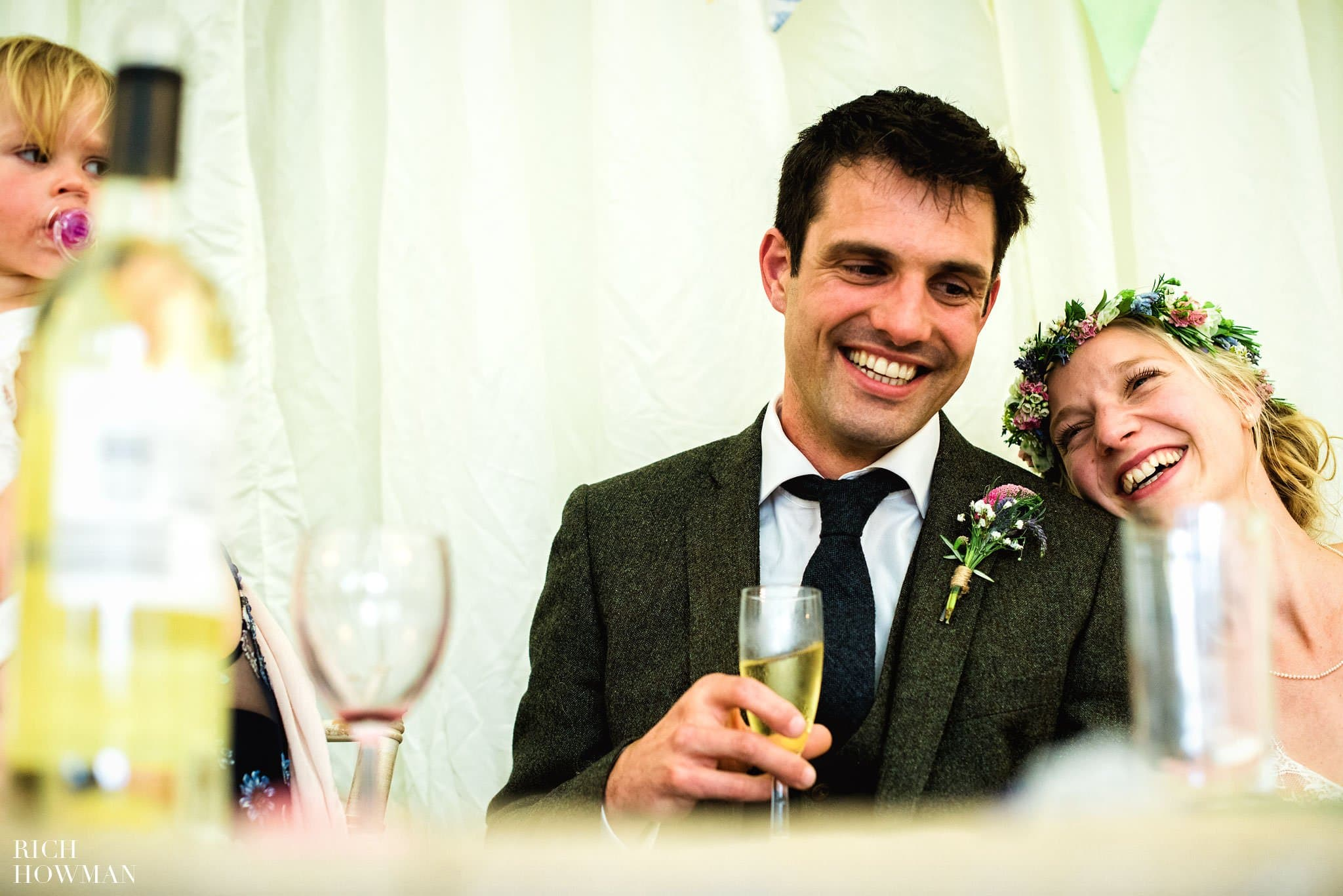 Folly Farm Centre Wedding 35