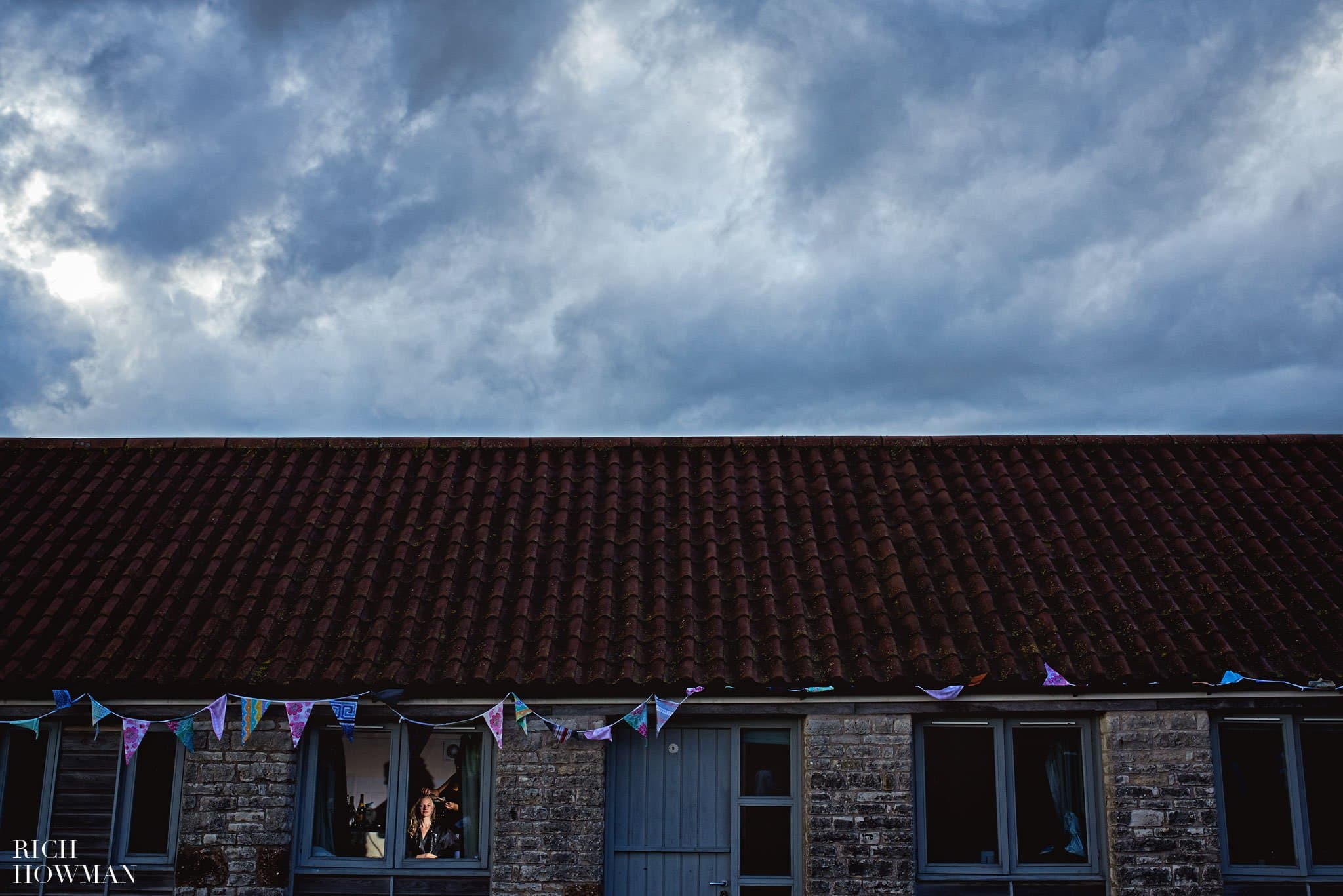 Folly Farm Centre Wedding 43