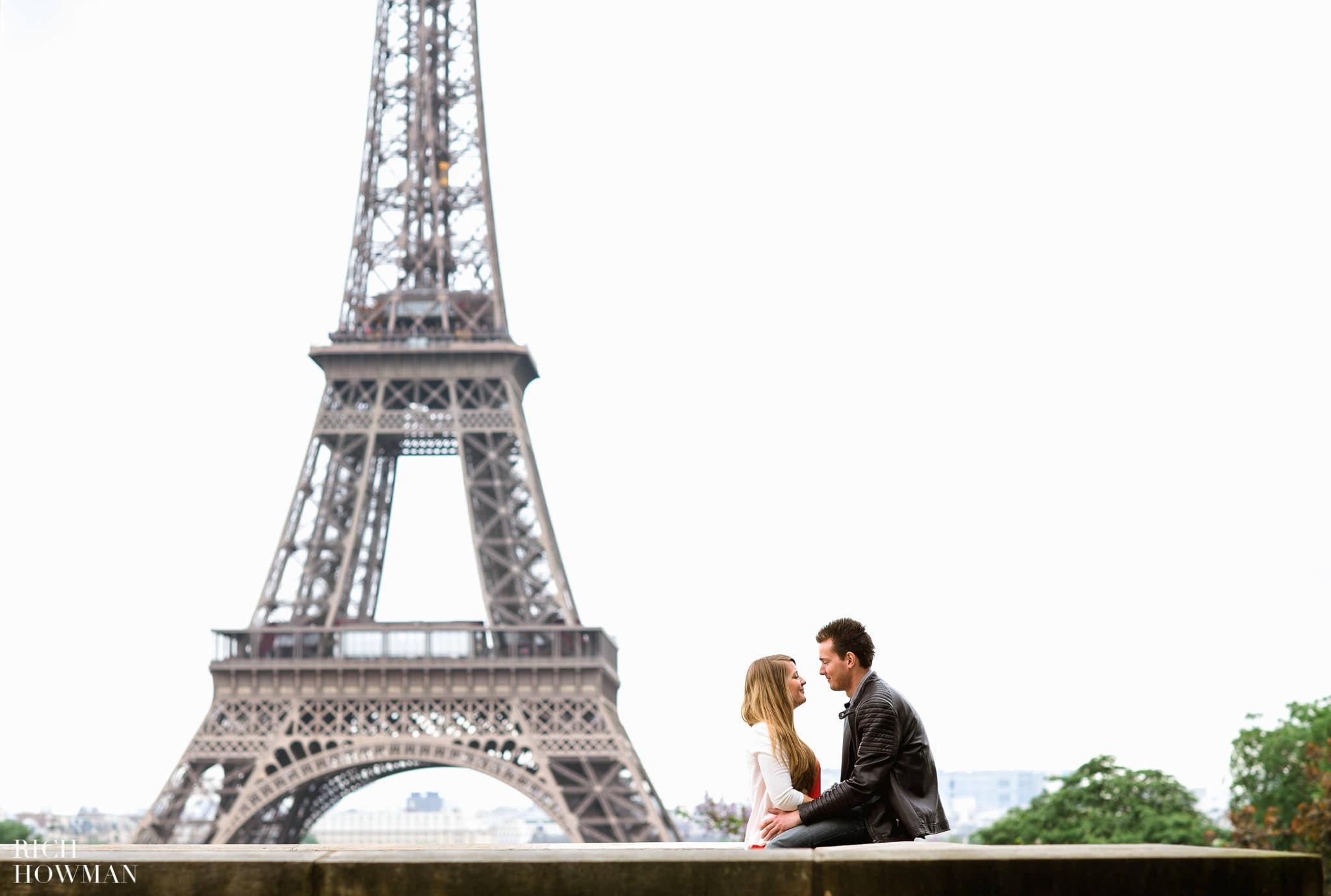 Paris Engagement Photo Shoot 035