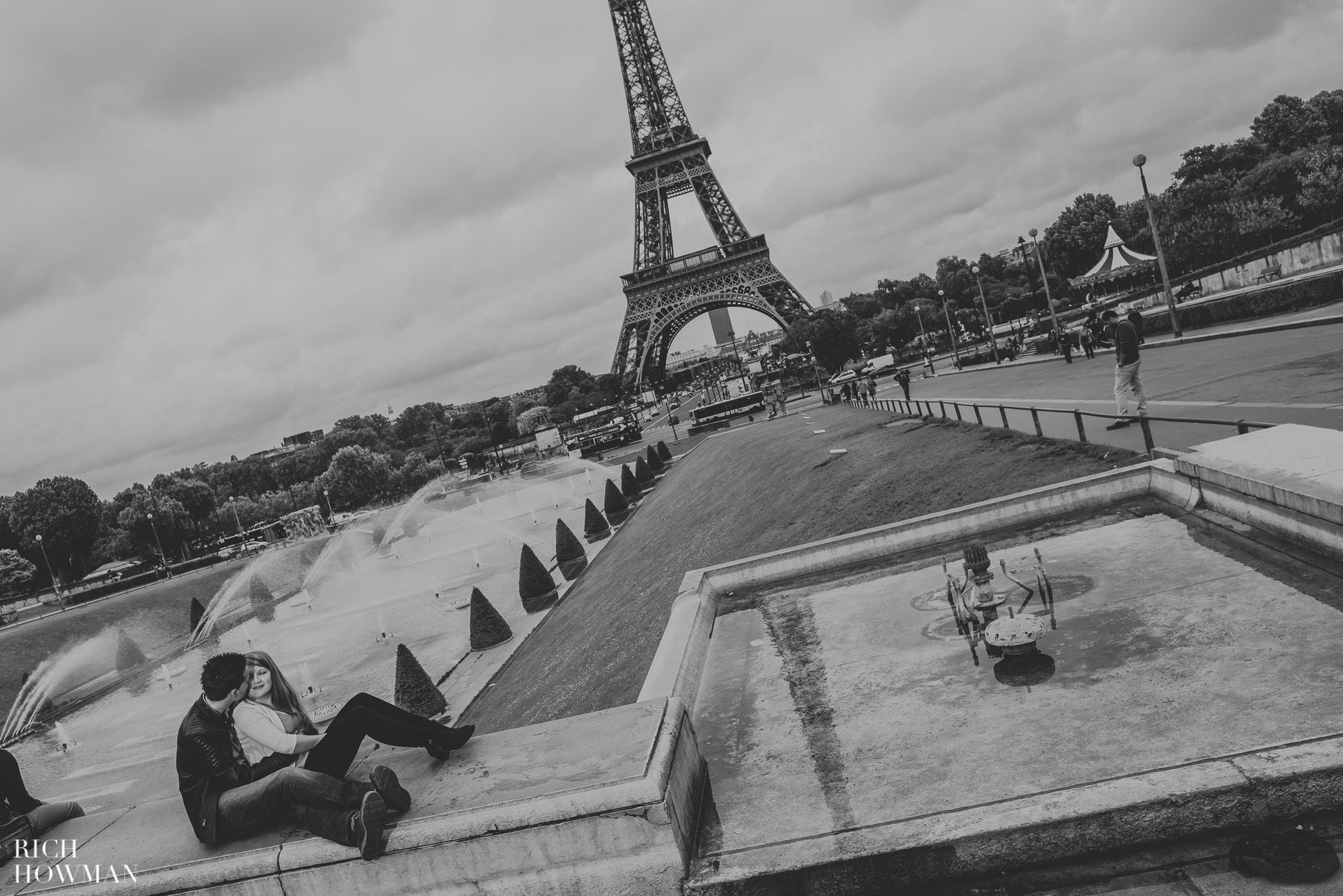 Paris Engagement Photo Shoot 040