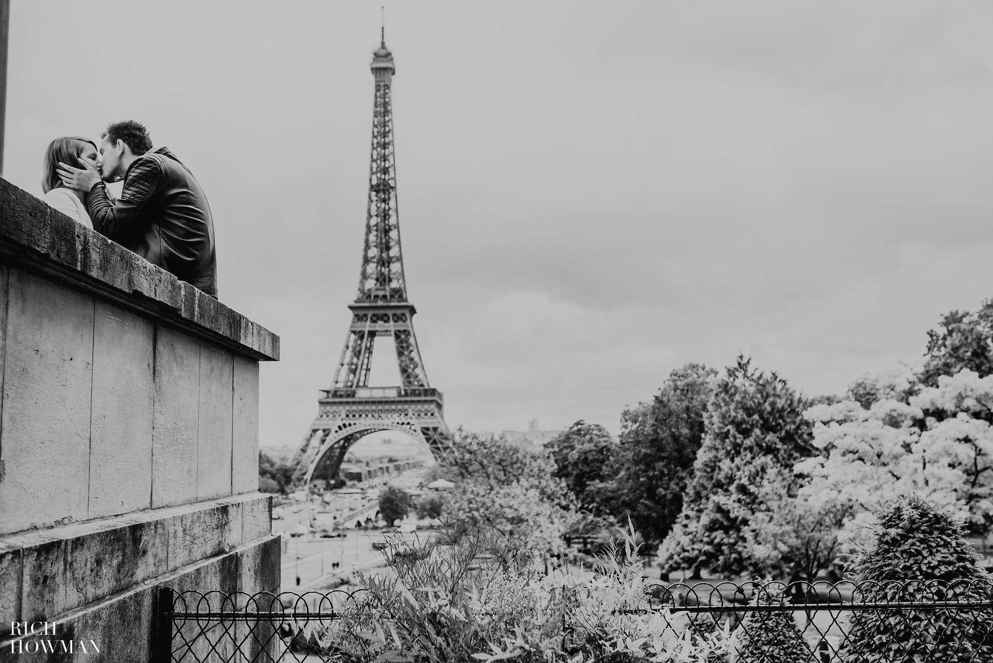 Paris Engagement Photo Shoot 042
