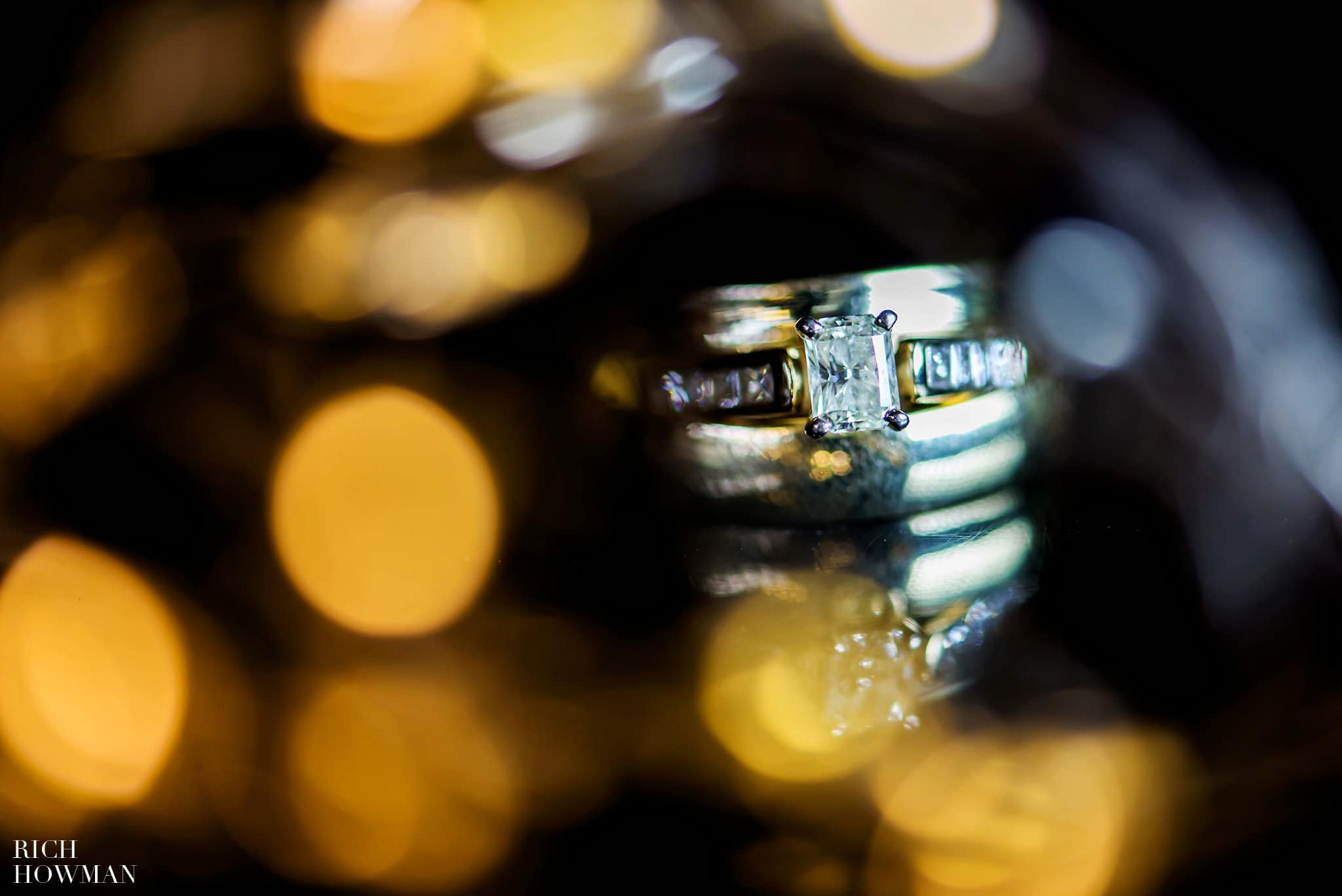 Wedding Ring Photography nikon 105mm macro lens