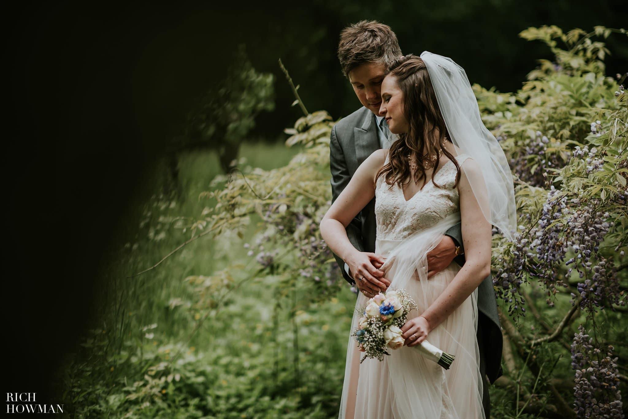 Wedding photography at Berwick Lodge