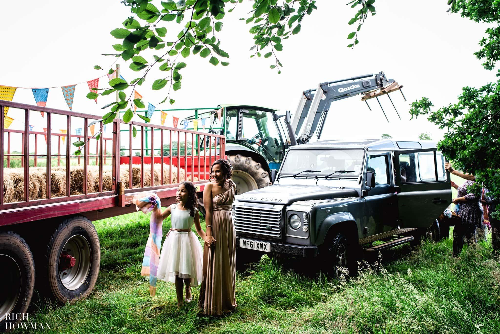 Huntstile Farm Wedding 18