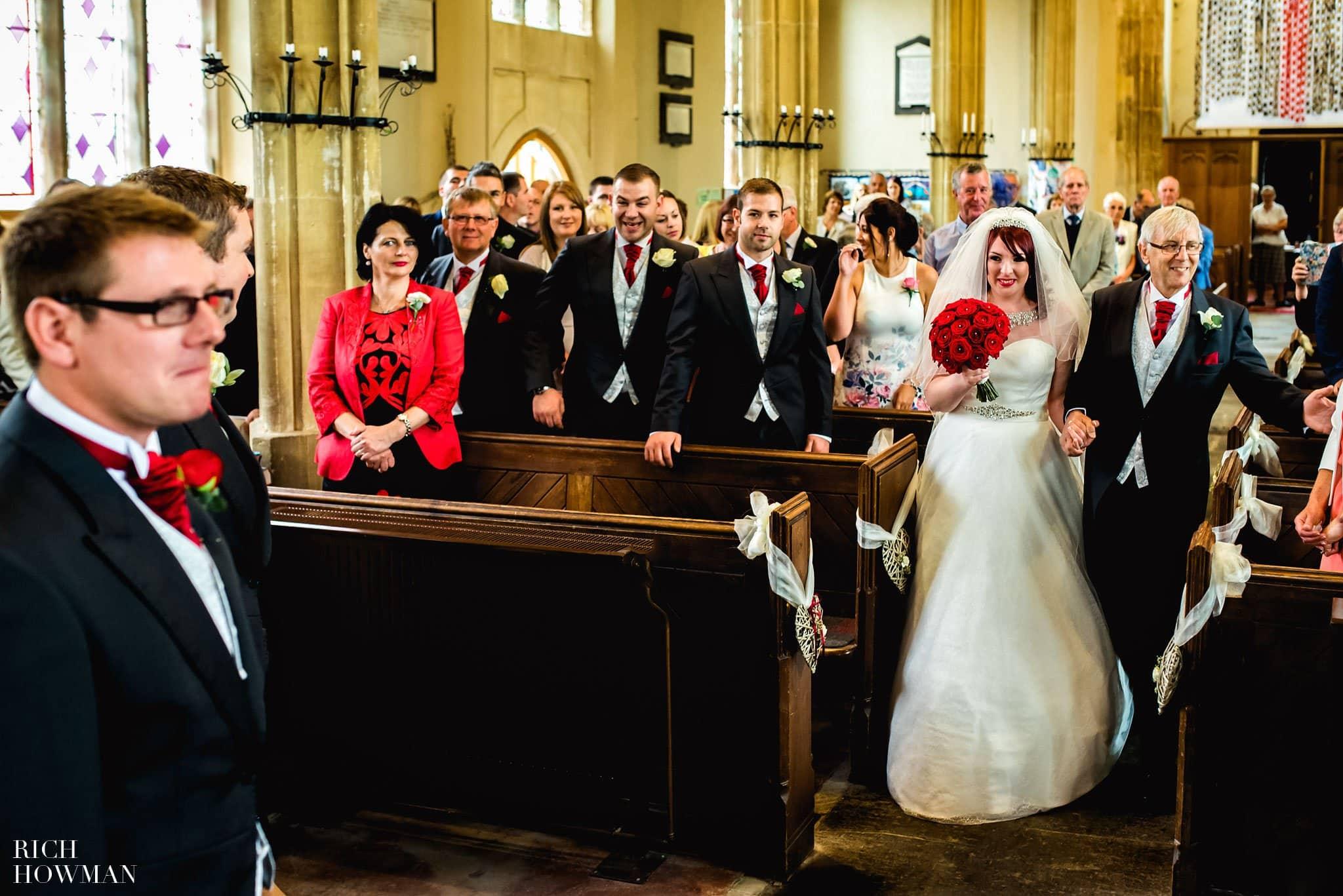 Centurion Hotel Radstock Wedding 10