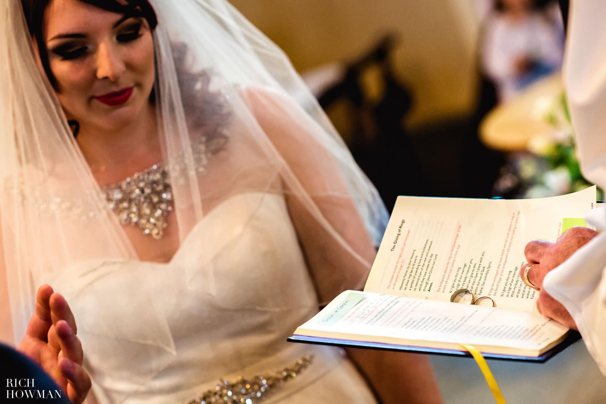 Centurion Hotel Radstock Wedding 12