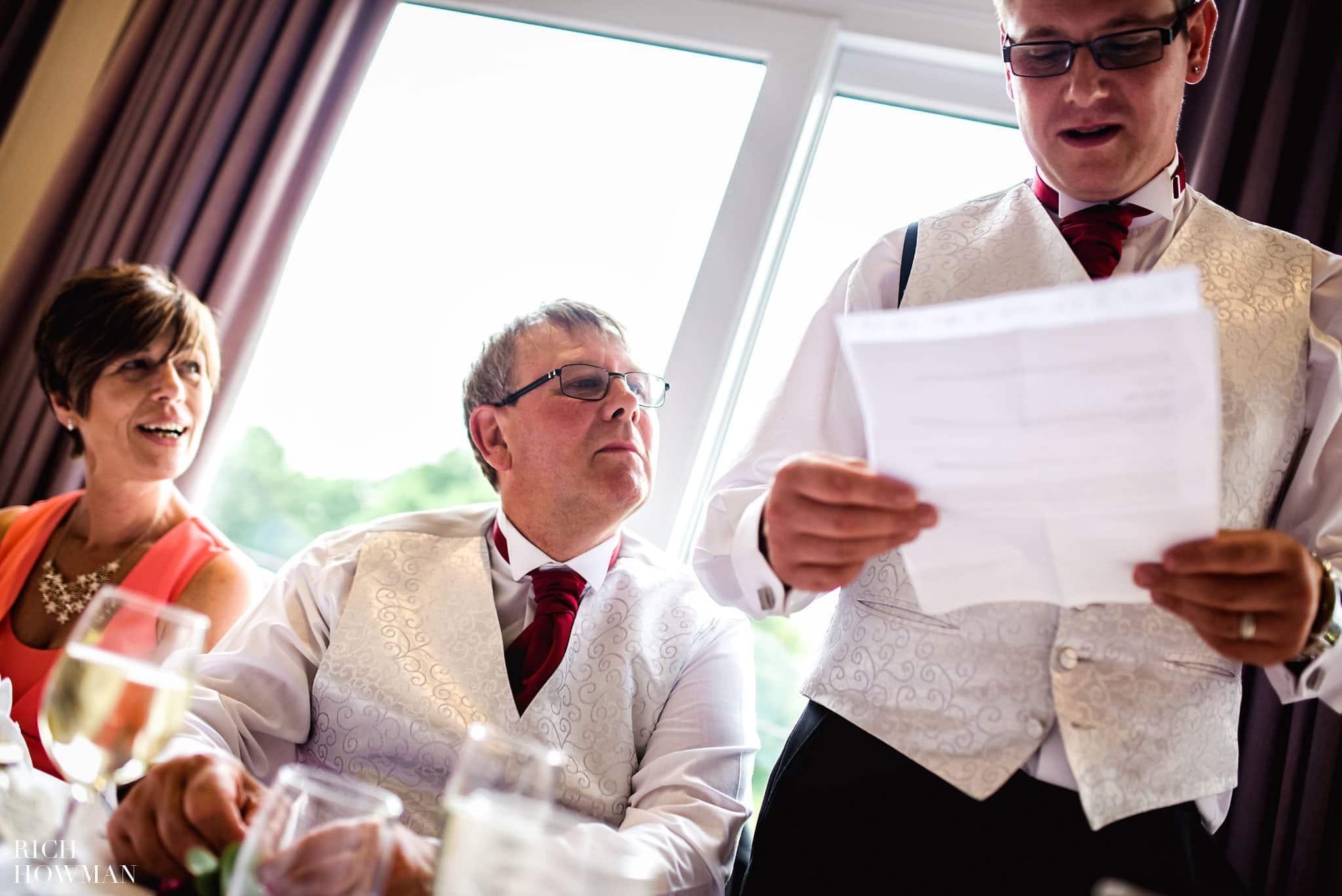 Centurion Hotel Radstock Wedding 30