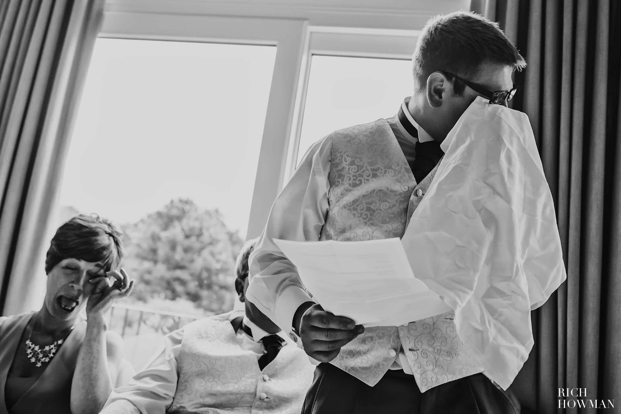 Centurion Hotel Radstock Wedding 32