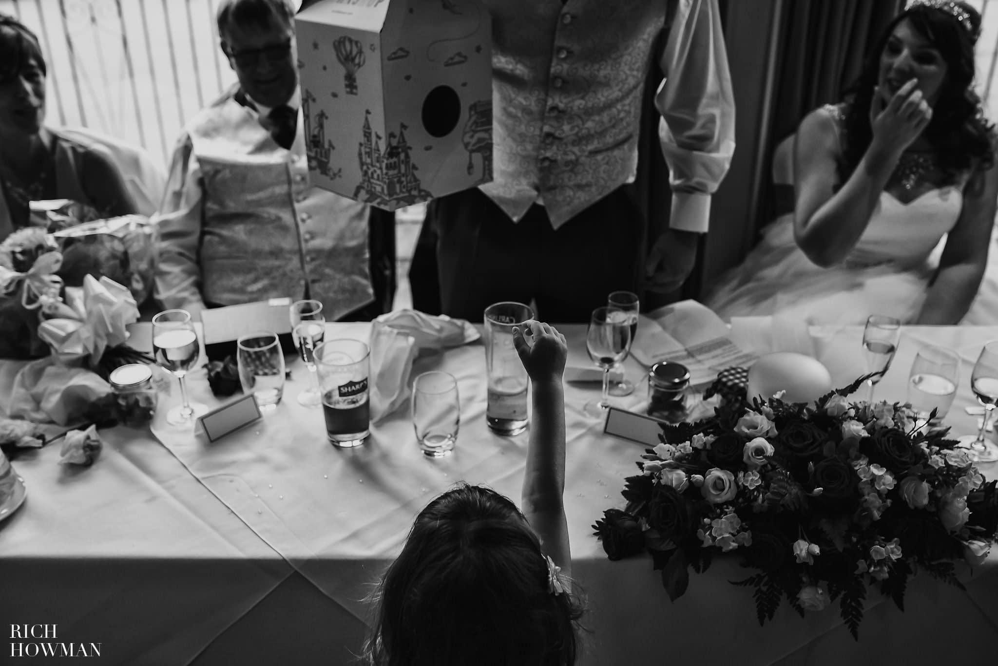 Centurion Hotel Radstock Wedding 34