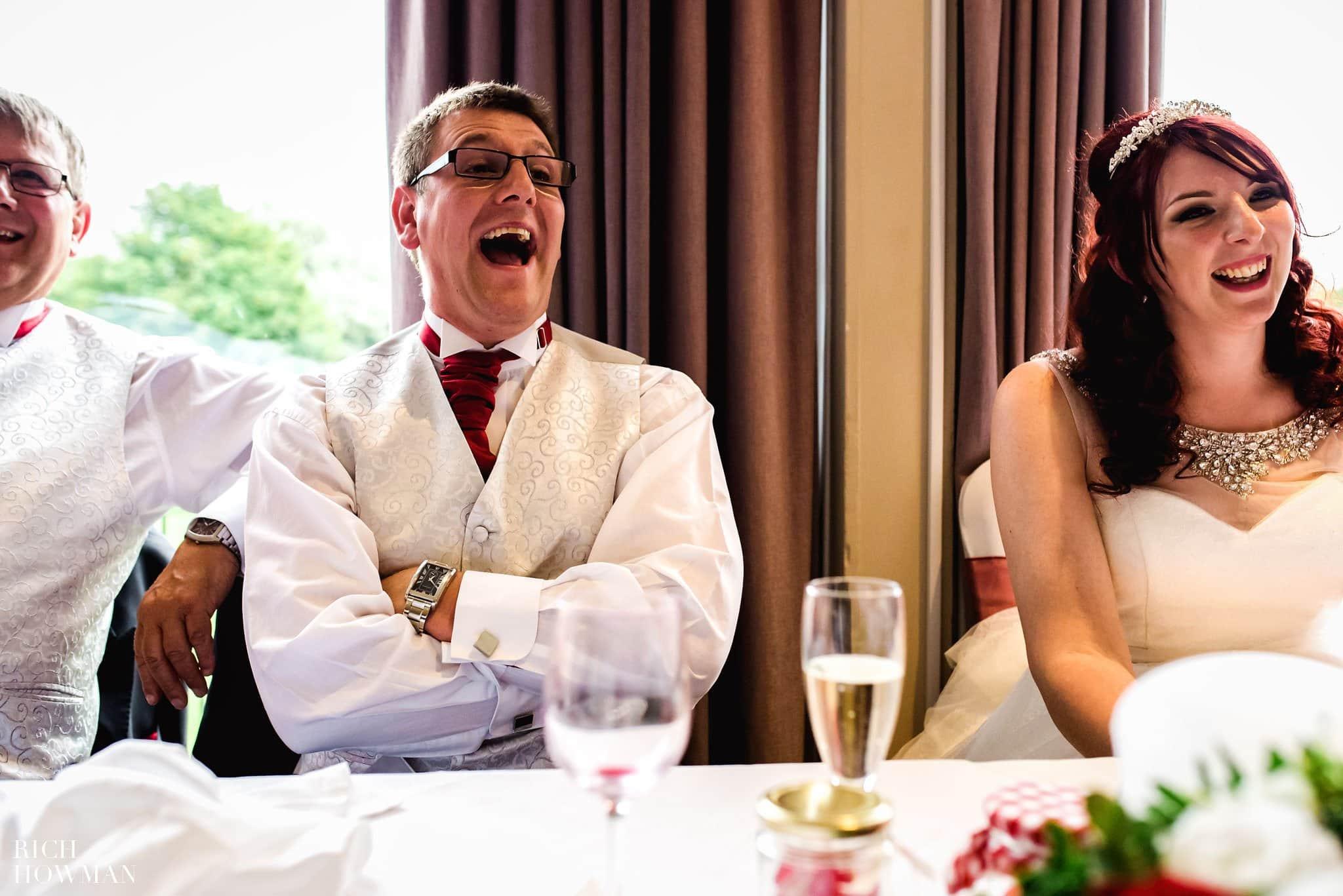 Centurion Hotel Radstock Wedding 36