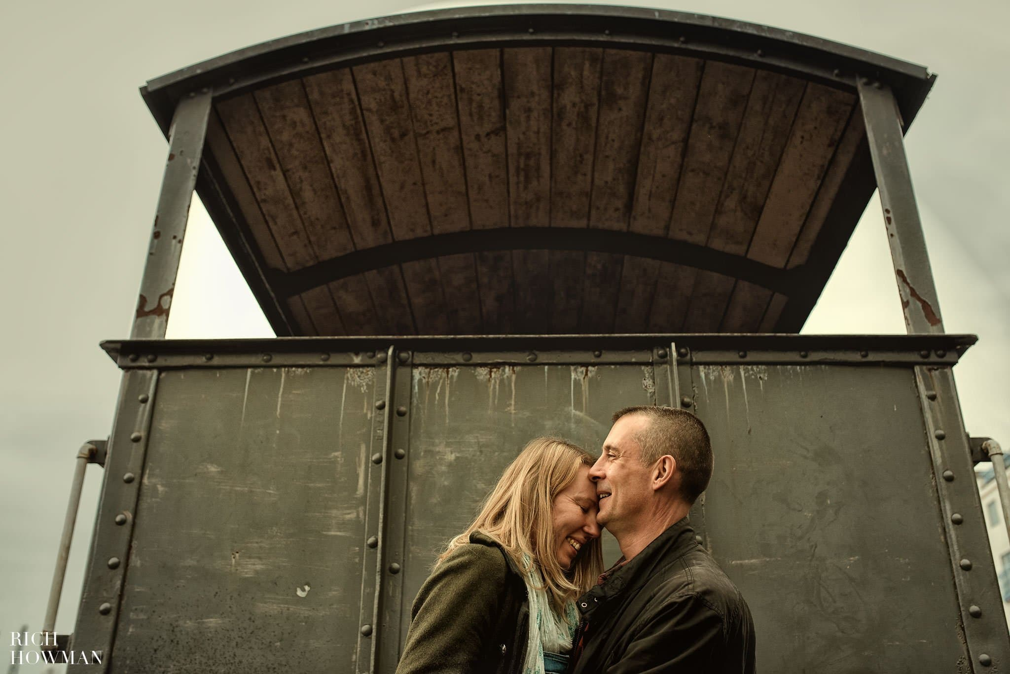 Bristol Harbourside engagement photography by photographer Rich Howman