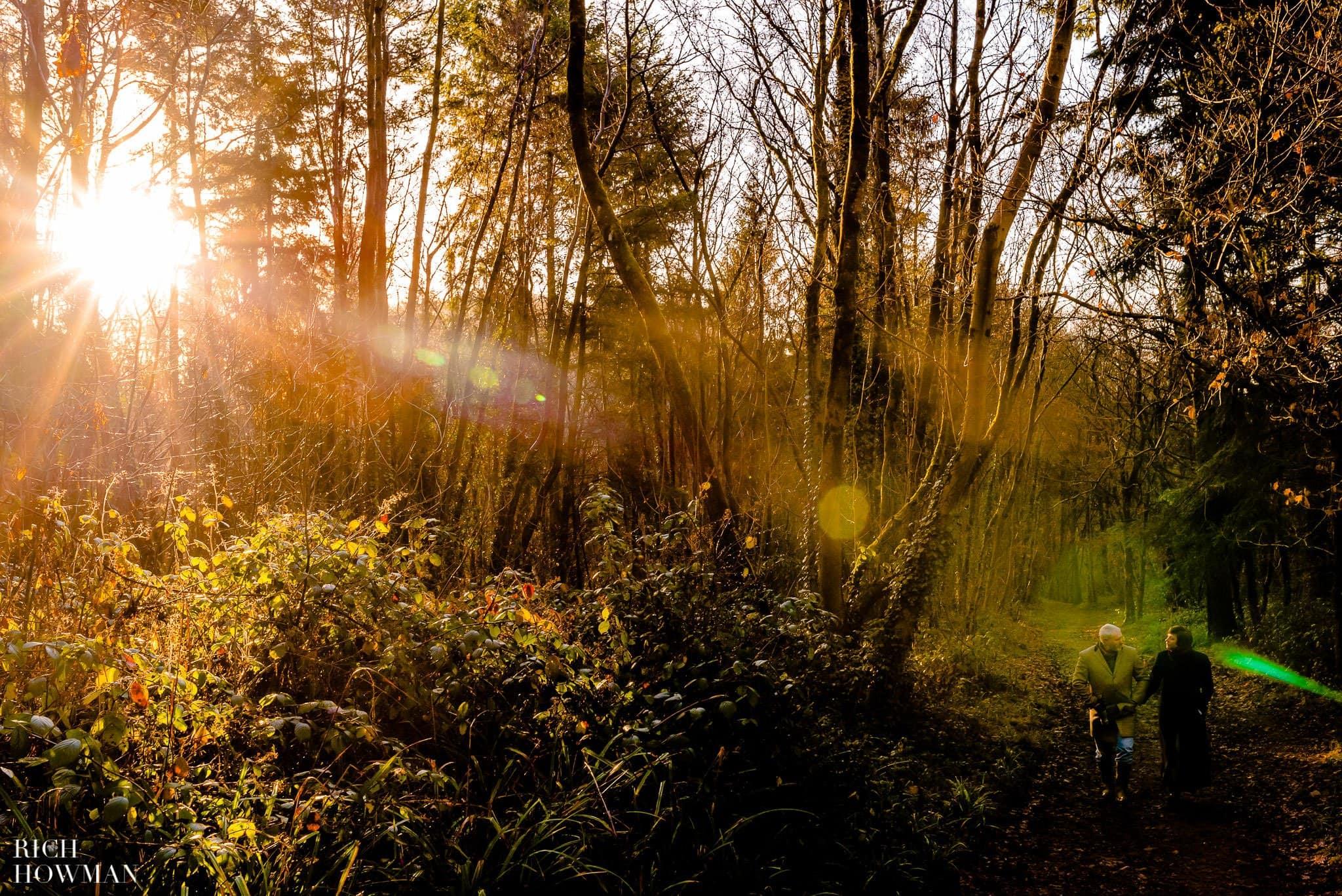 Sunrise Engagement Photography near Bristol 1