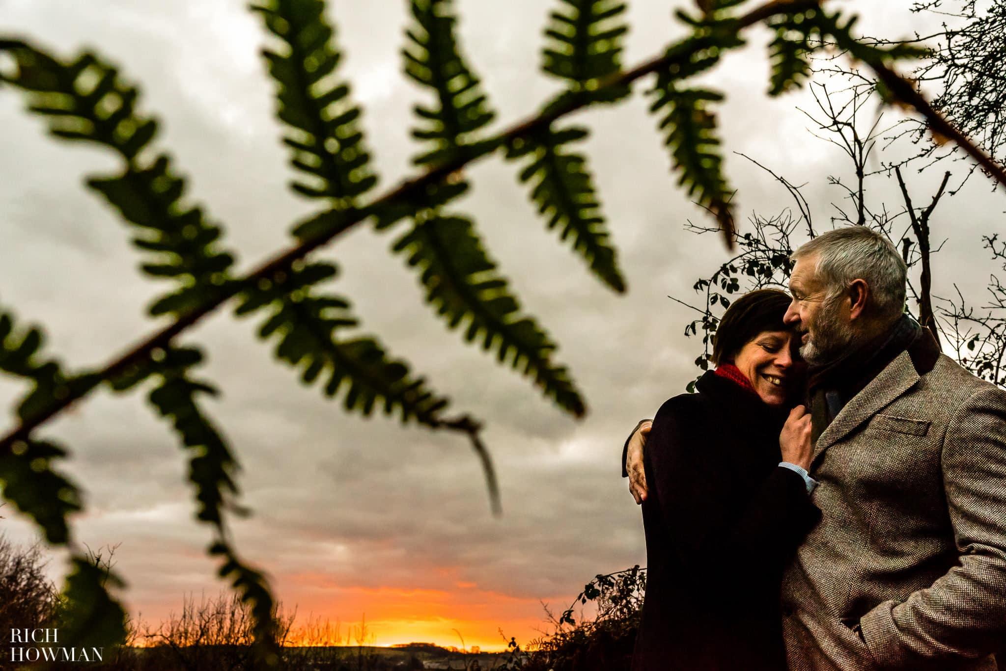 Sunrise Engagement Photography near Bristol 4