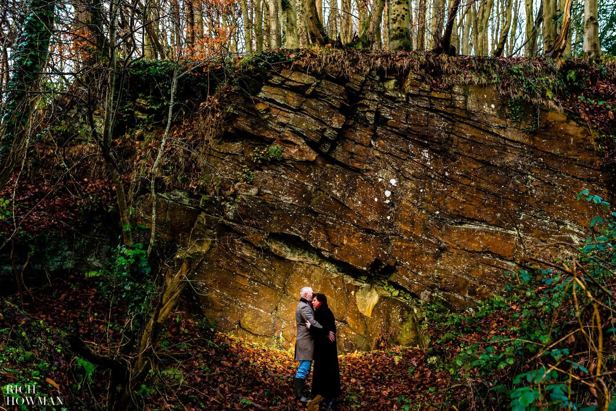 Sunrise Engagement Photography near Bristol 12