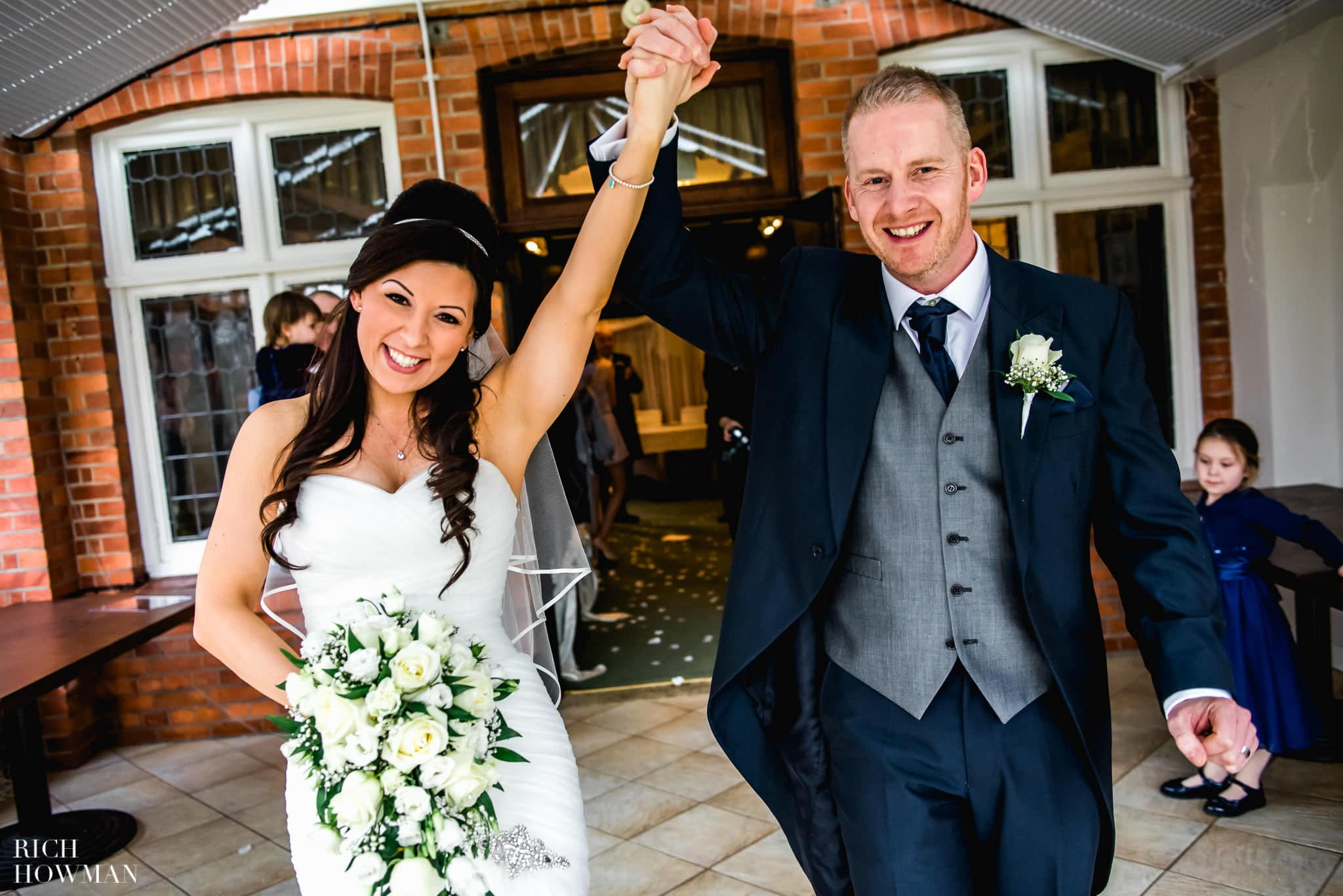 Yew Lodge Country House Wedding 11