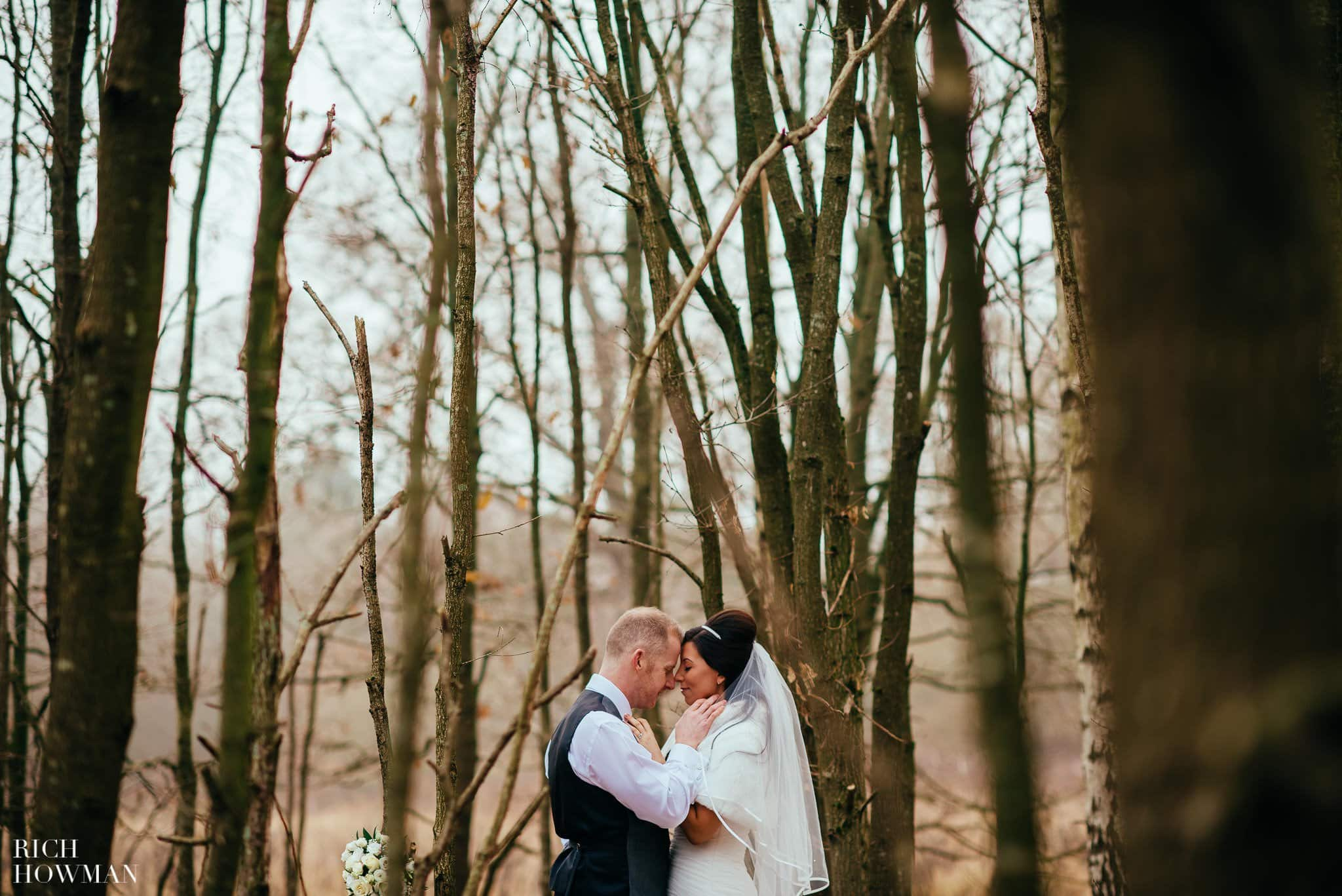 Yew Lodge Country House Wedding 12