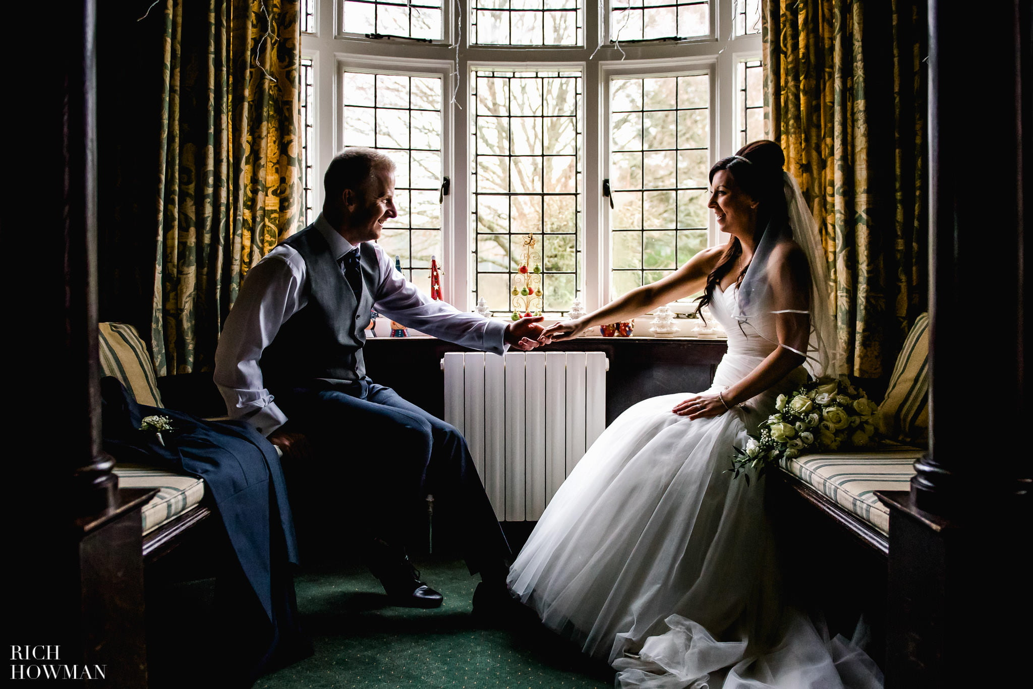Yew Lodge Country House Wedding 19