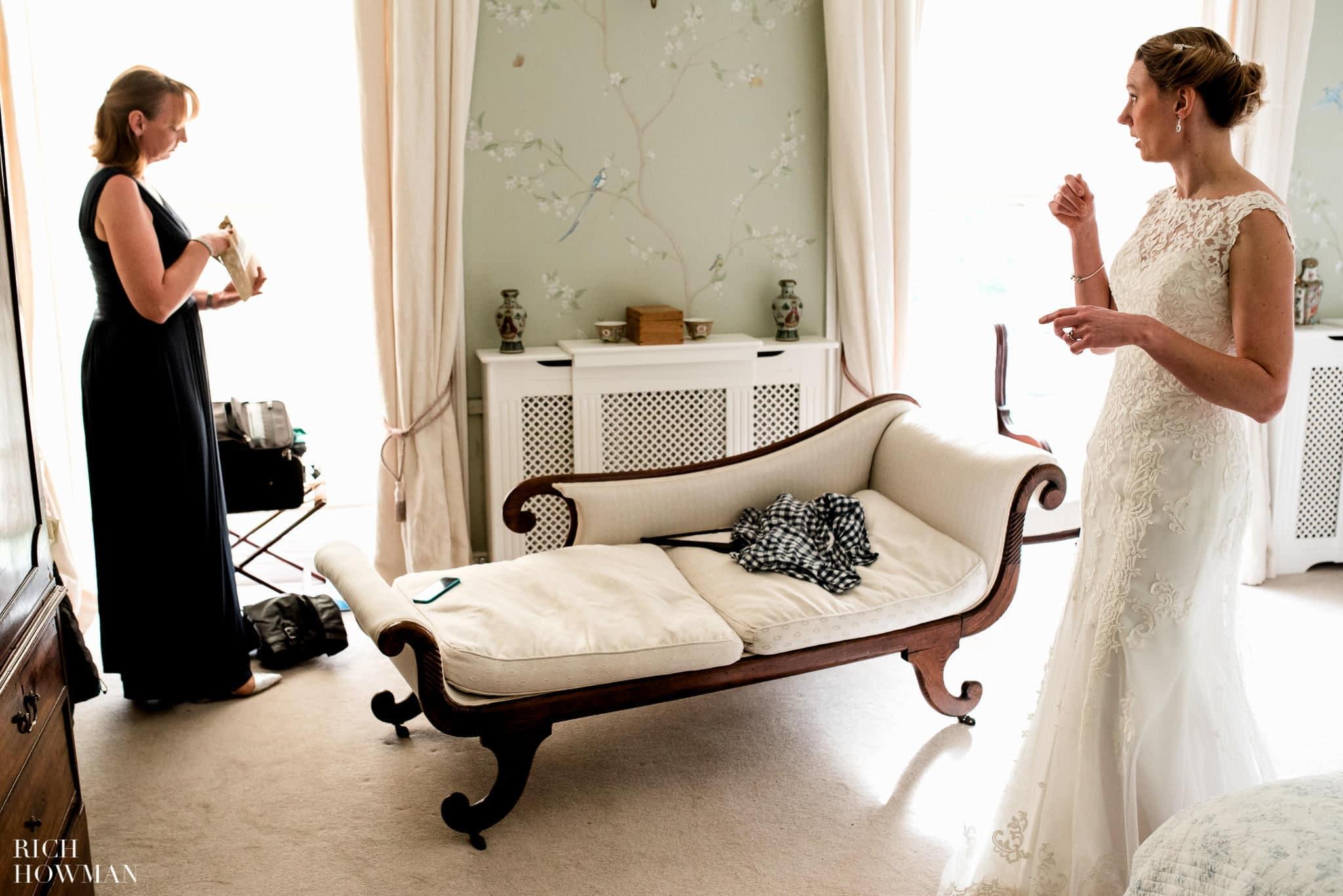Pennard House Wedding 1