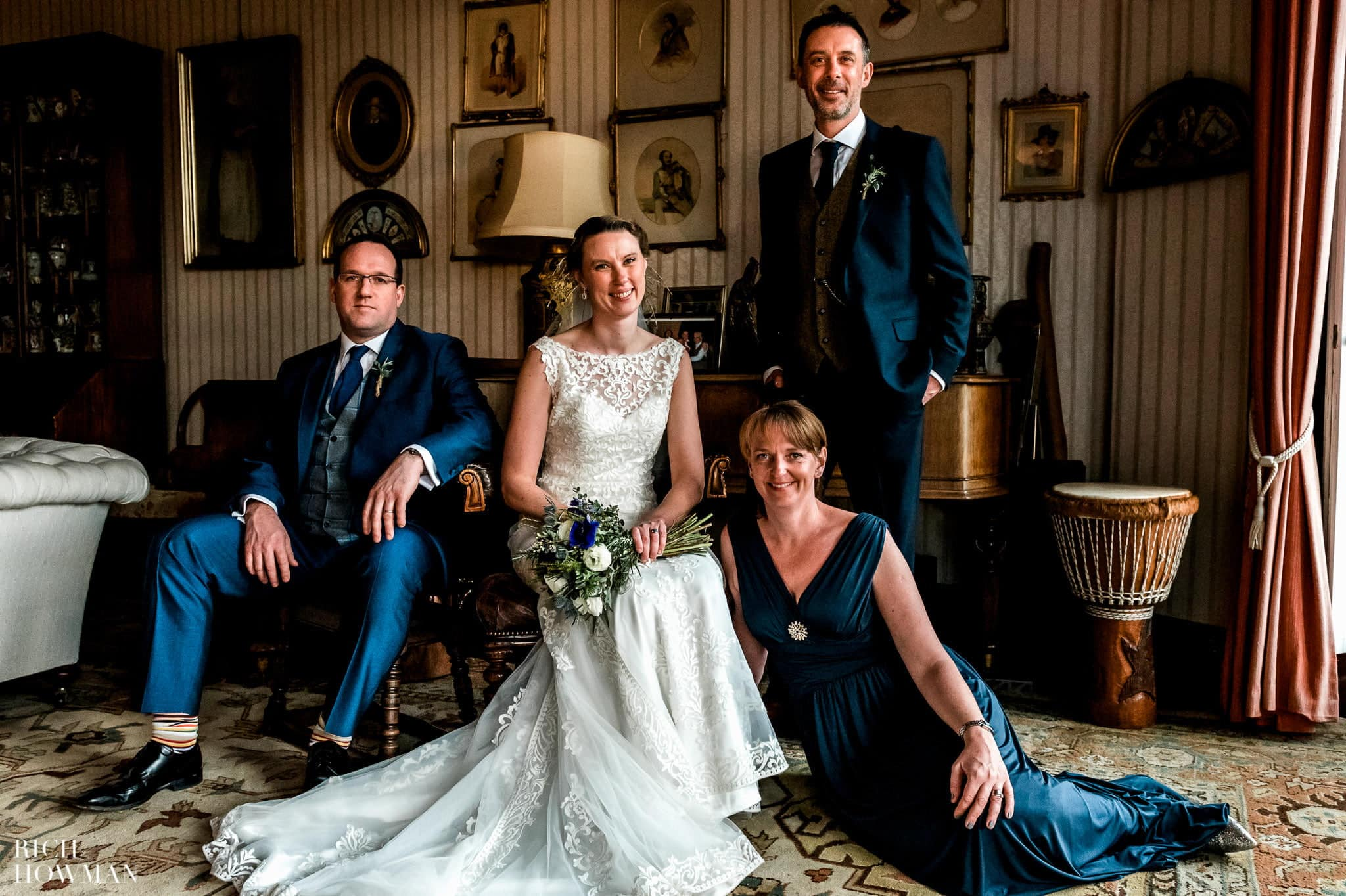 Pennard House Wedding 13