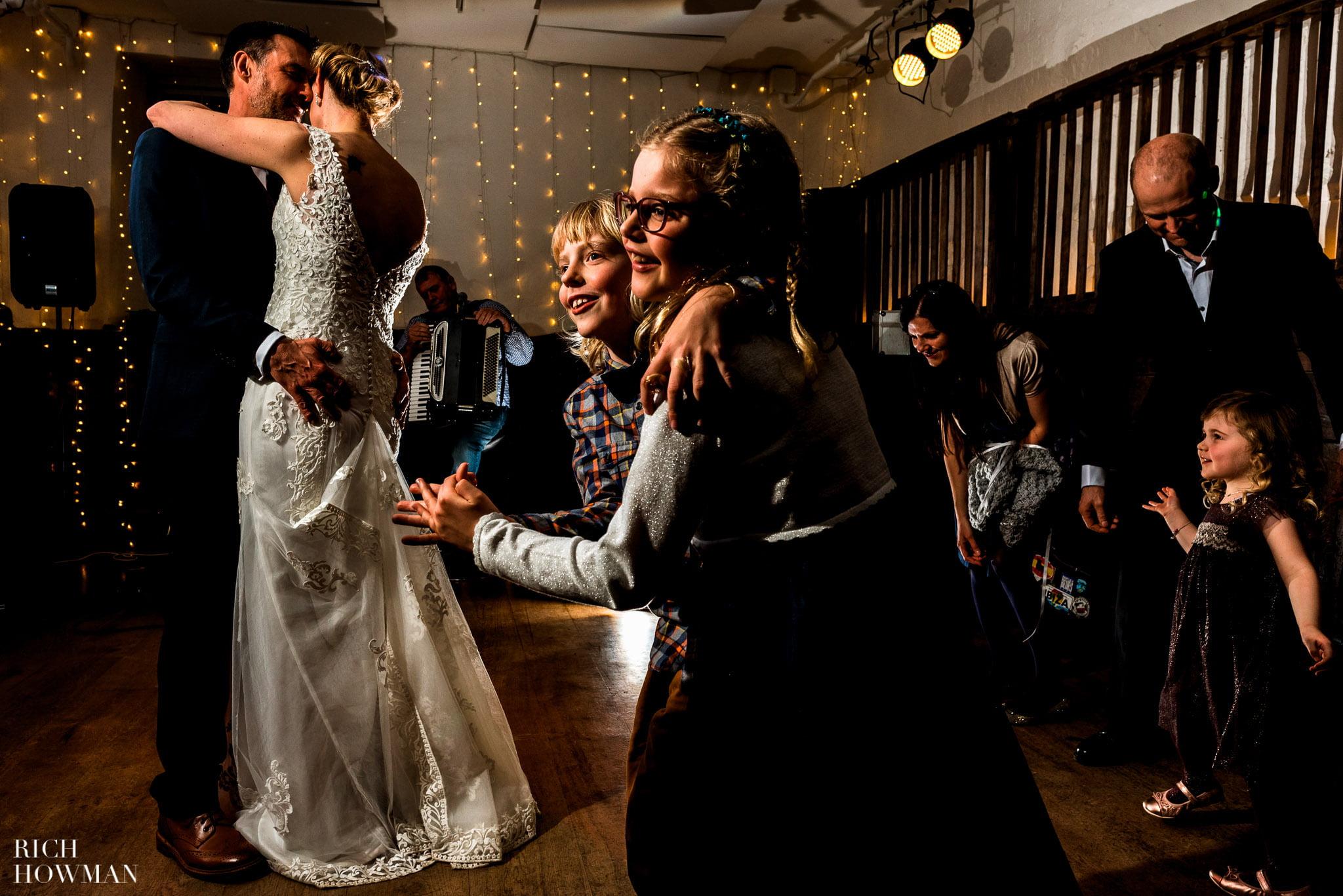 Pennard House Wedding 19