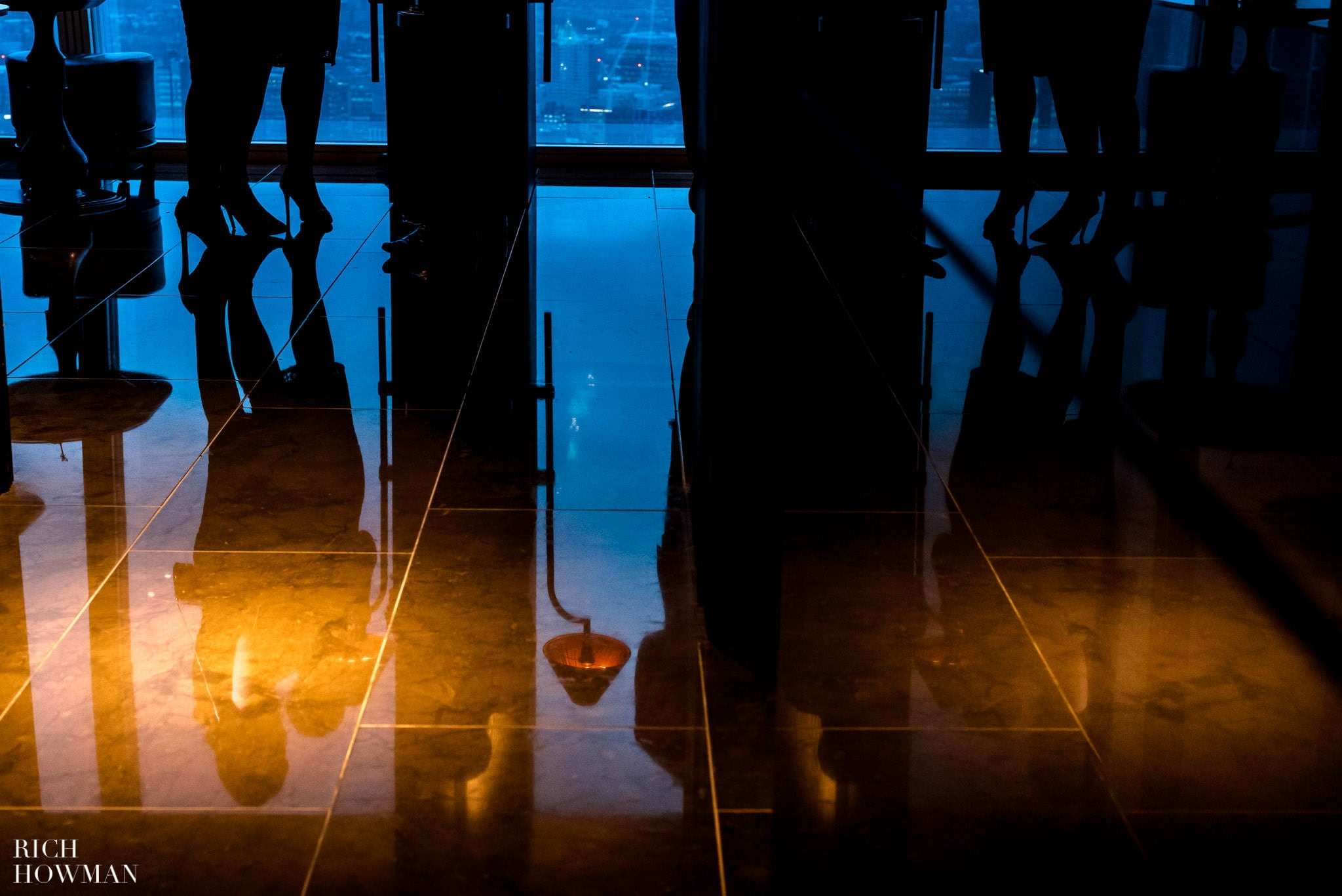 Wedding at The Shard, London | The Shard Wedding Photographer Rich Howman 7