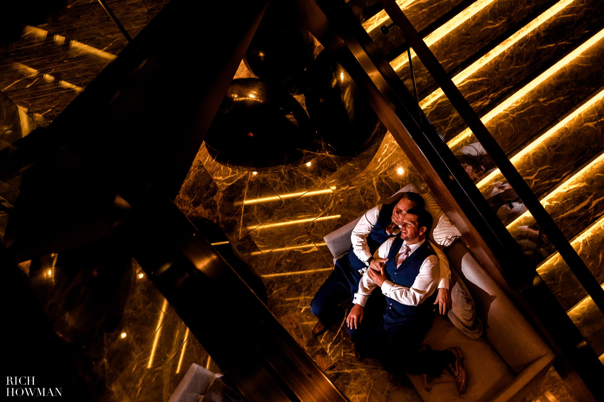 Wedding at The Shard, London | The Shard Wedding Photographer Rich Howman 42