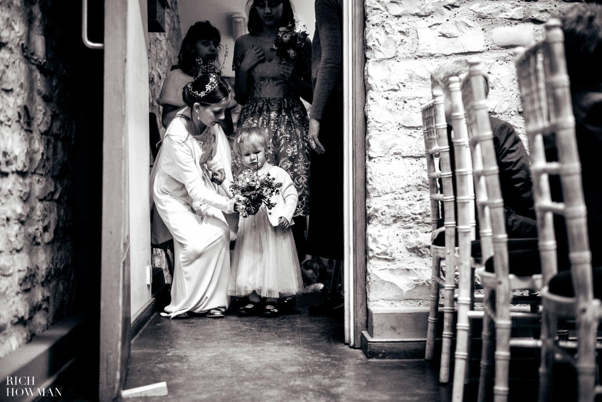 Folly Farm Vintage Wedding 13
