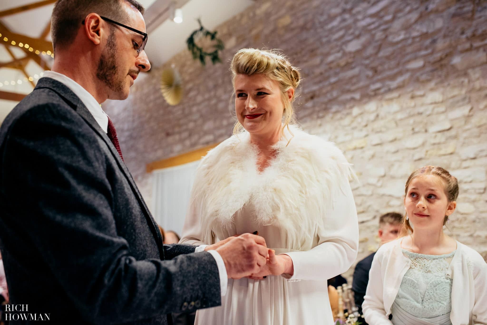 Folly Farm Vintage Wedding 21
