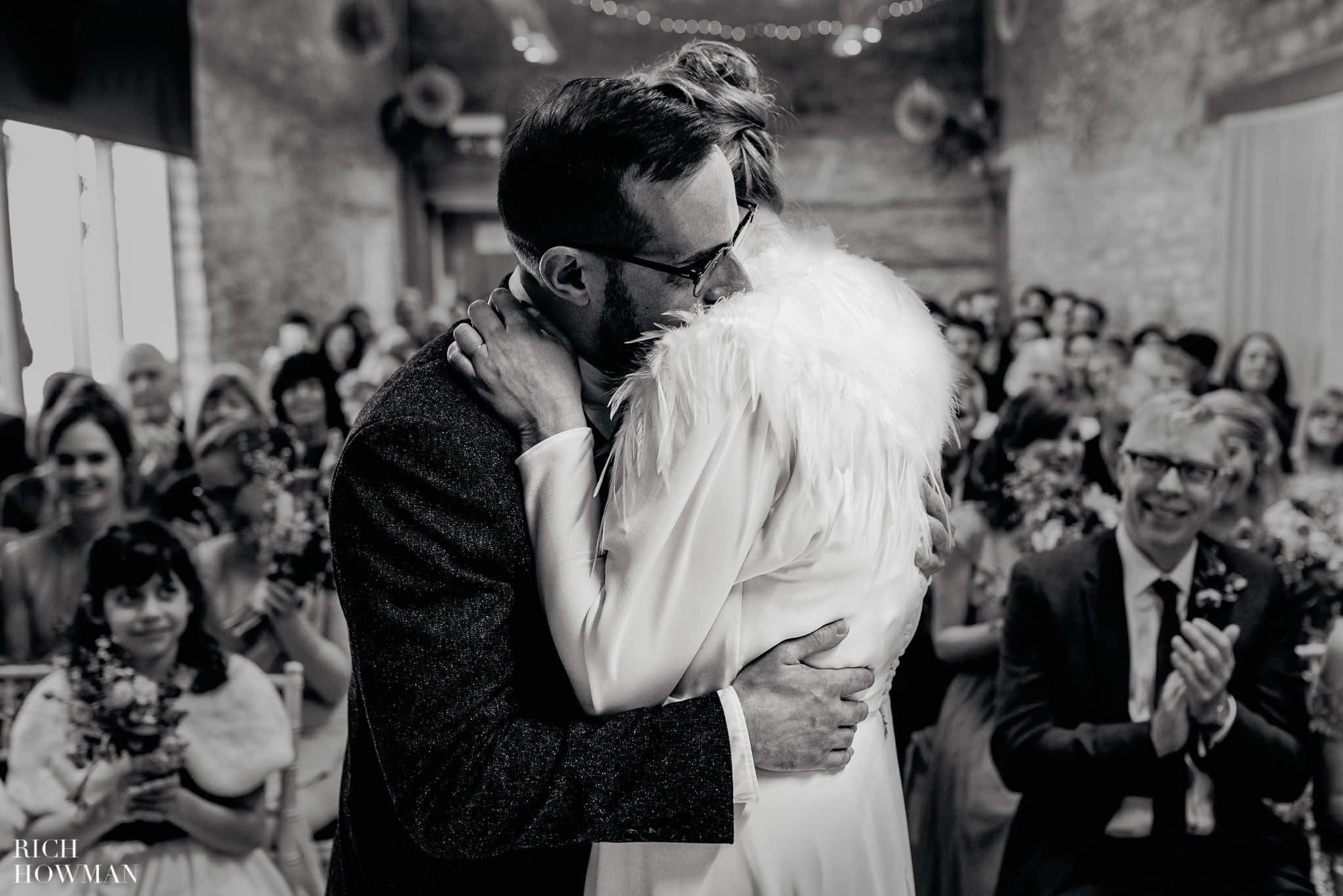 Folly Farm Vintage Wedding 22