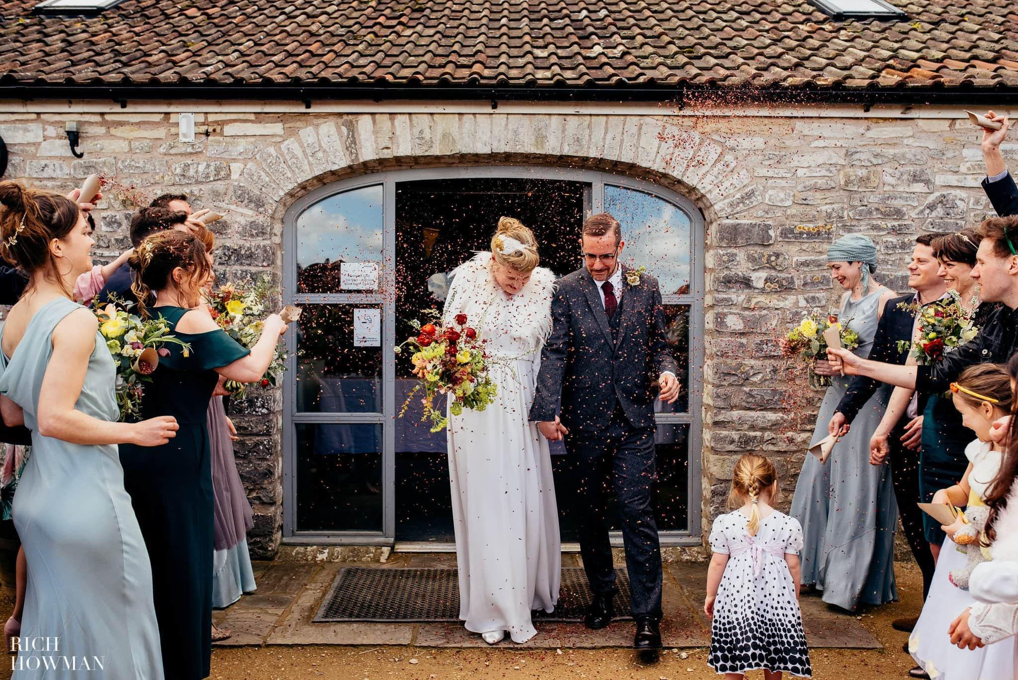 Folly Farm Vintage Wedding 24