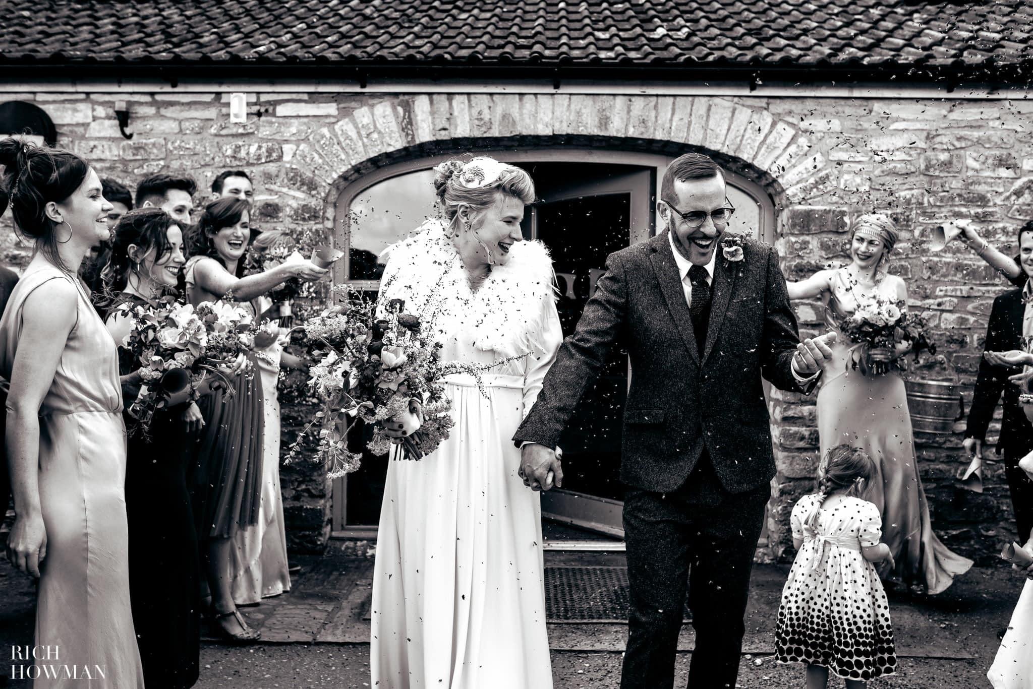 Folly Farm Vintage Wedding 25