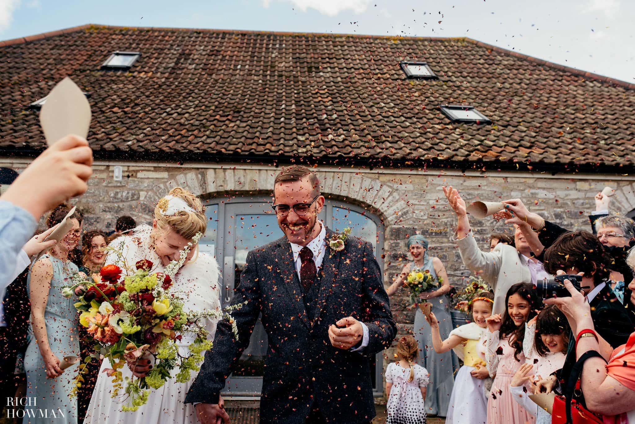 Folly Farm Vintage Wedding 26
