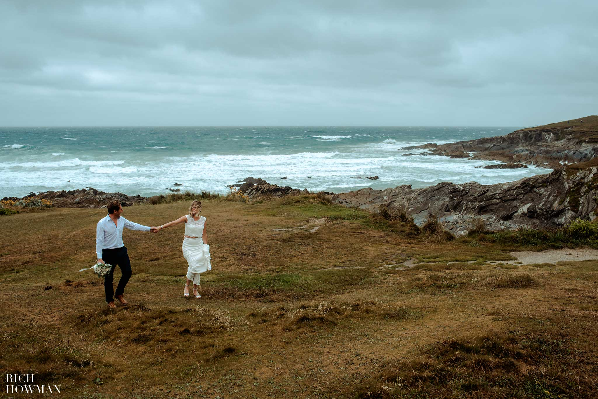 Headland Hotel Wedding Photographer in Newquay 8