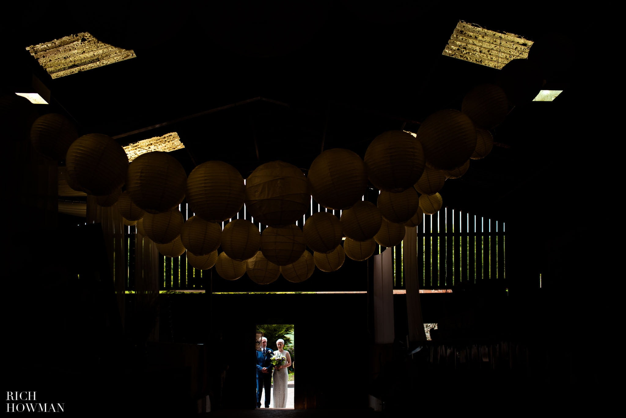 Sugar Loaf Barn Wedding Photographer 11