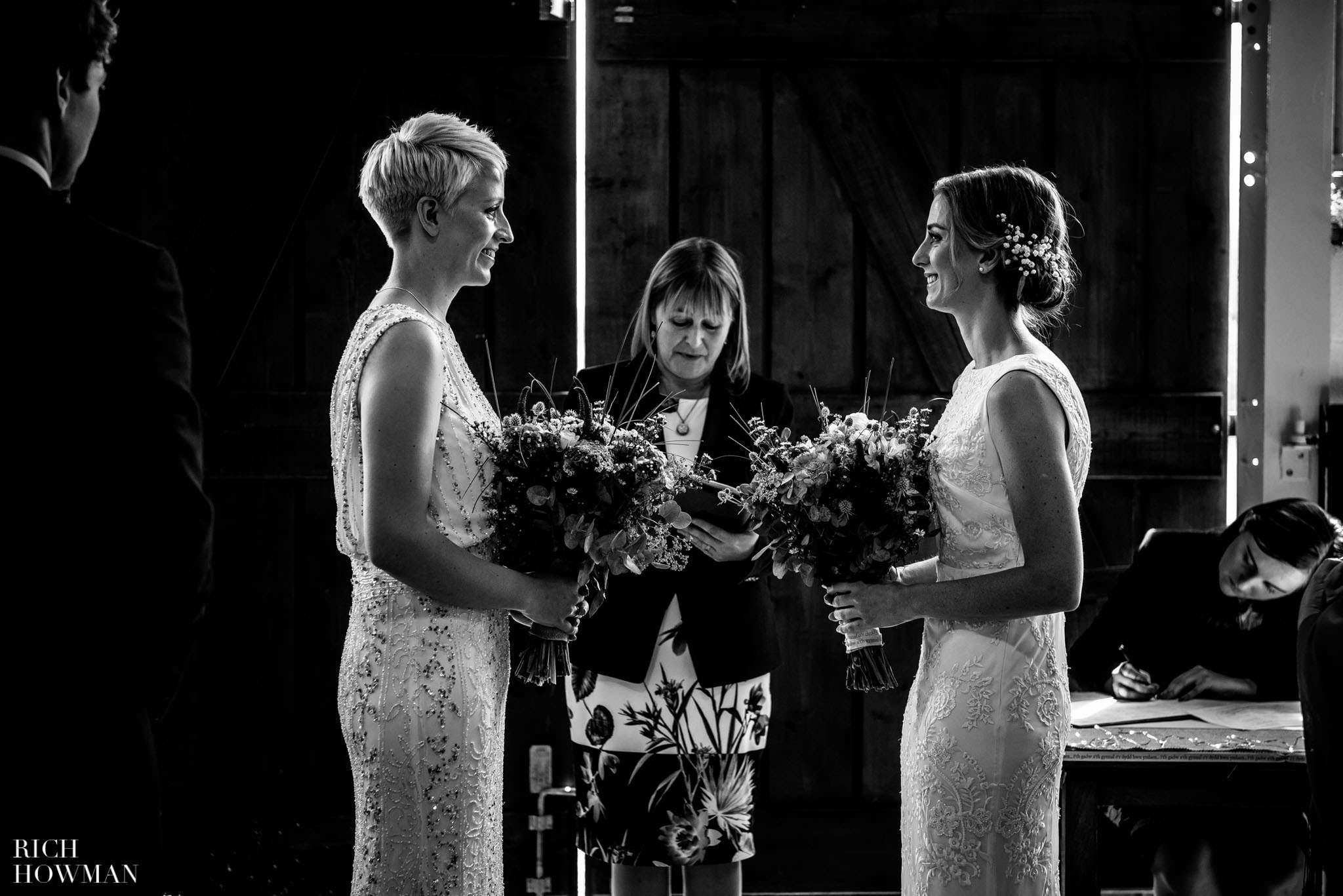 Sugar Loaf Barn Wedding Photographer 13