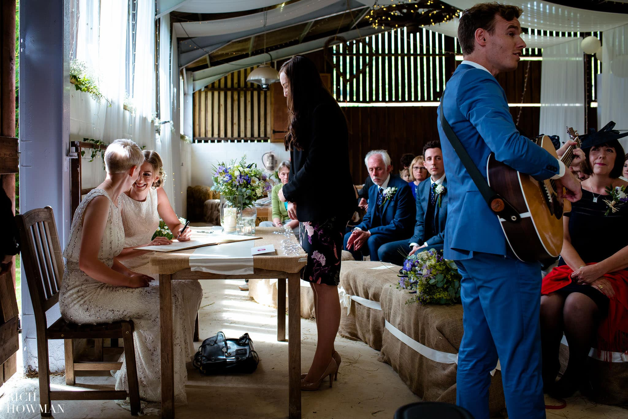 Sugar Loaf Barn Wedding Photographer 17