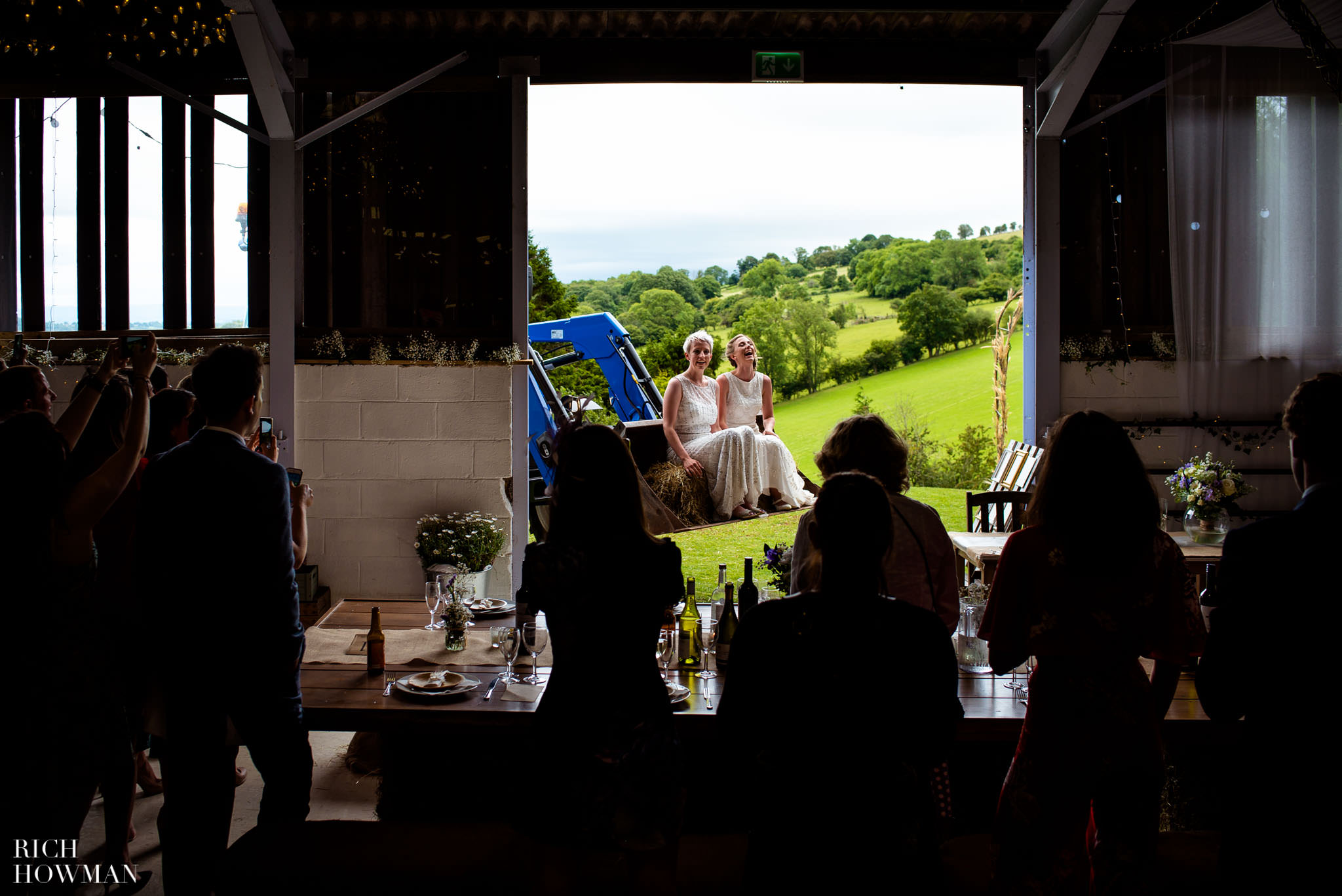 Sugar Loaf Barn Wedding Photographer 29