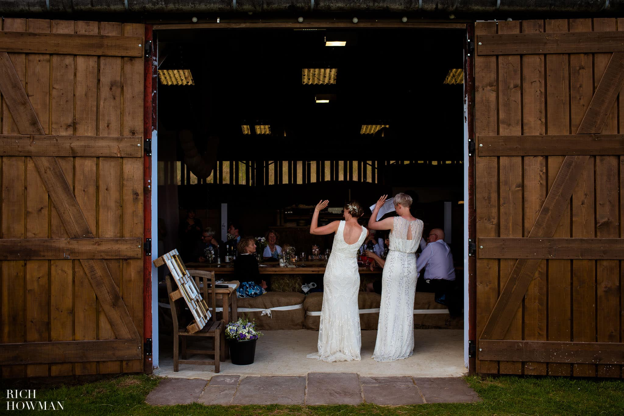 Sugar Loaf Barn Wedding Photographer 31