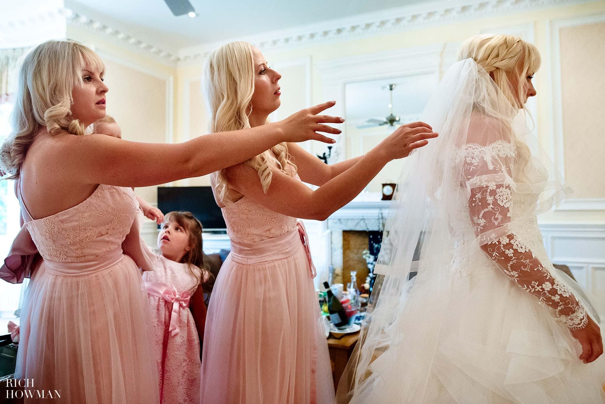 Warren House Wedding Photographers 2