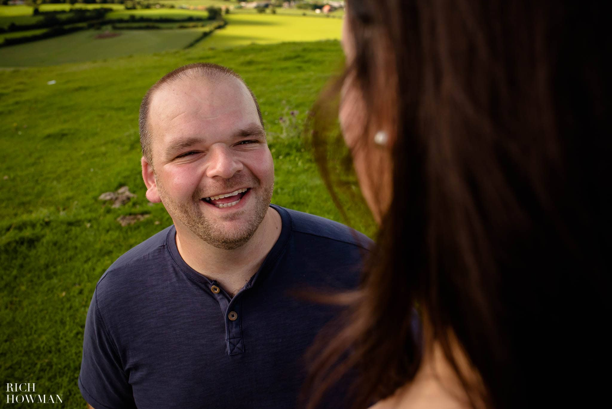 Engagement Photo Shoot Cley Hill Warminster 20