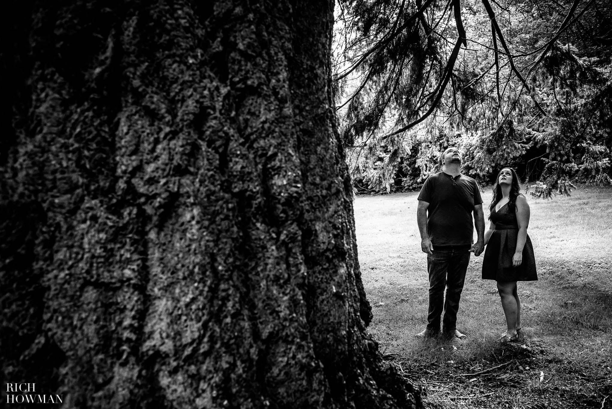Engagement Photo Shoot Cley Hill Warminster 4